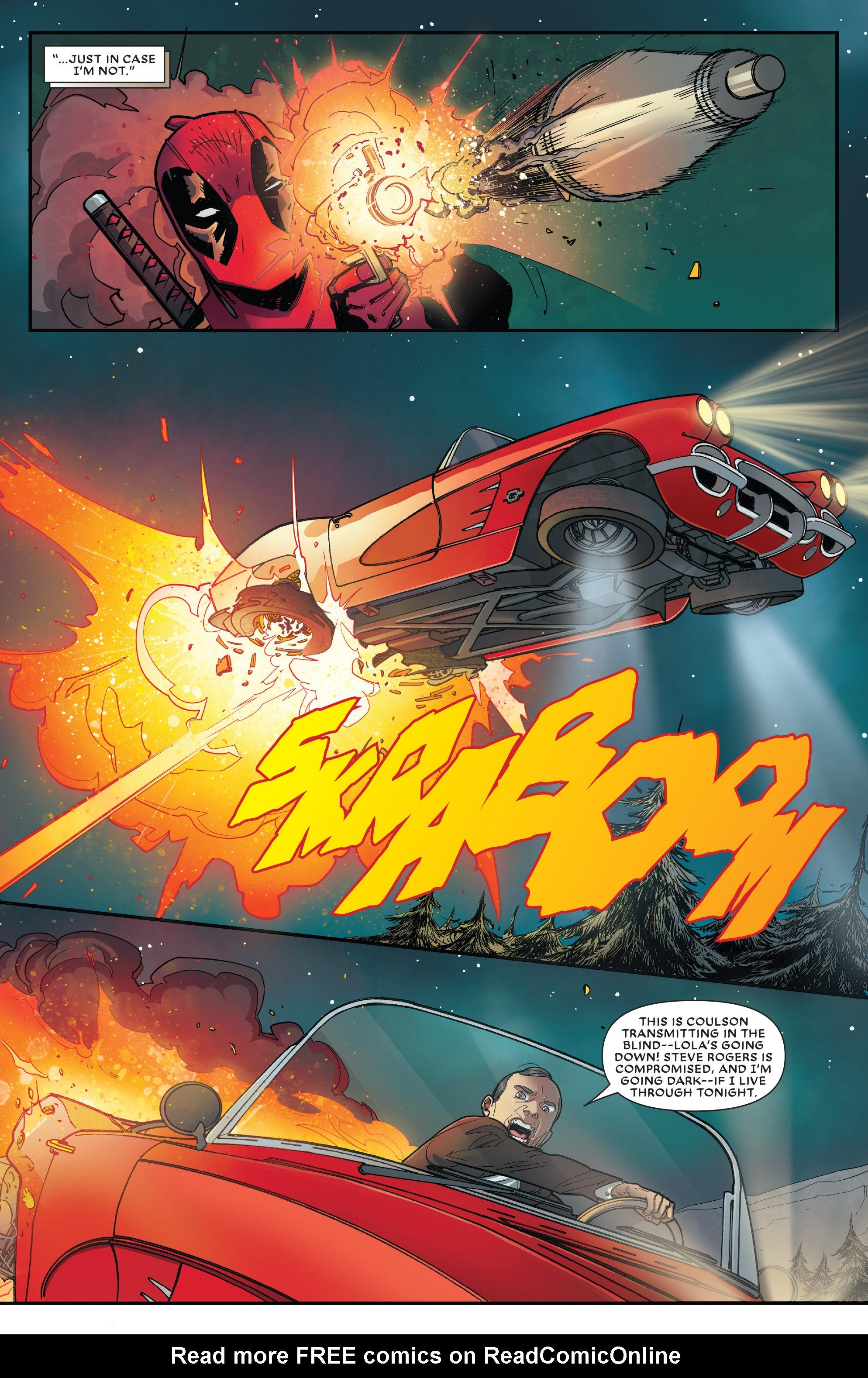 Read online Deadpool (2016) comic -  Issue #31 - 10