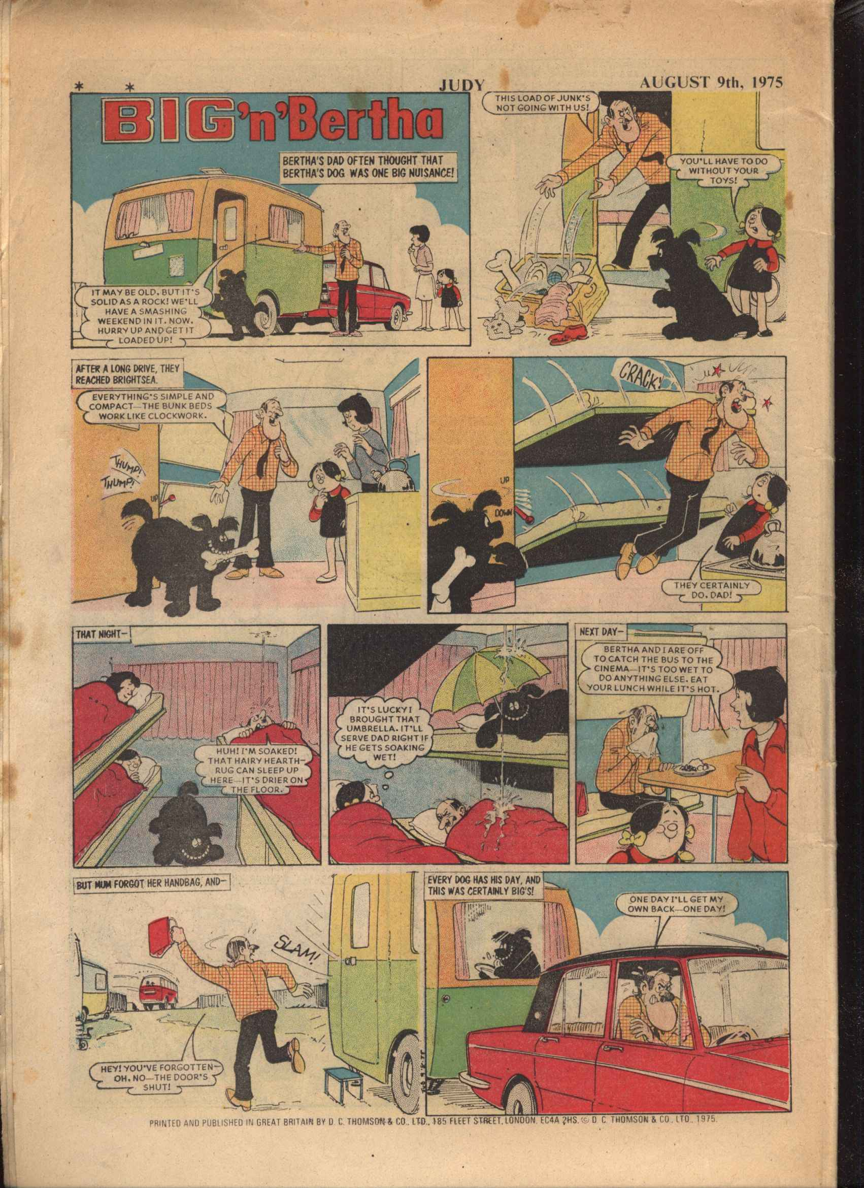 Read online Judy comic -  Issue #813 - 32