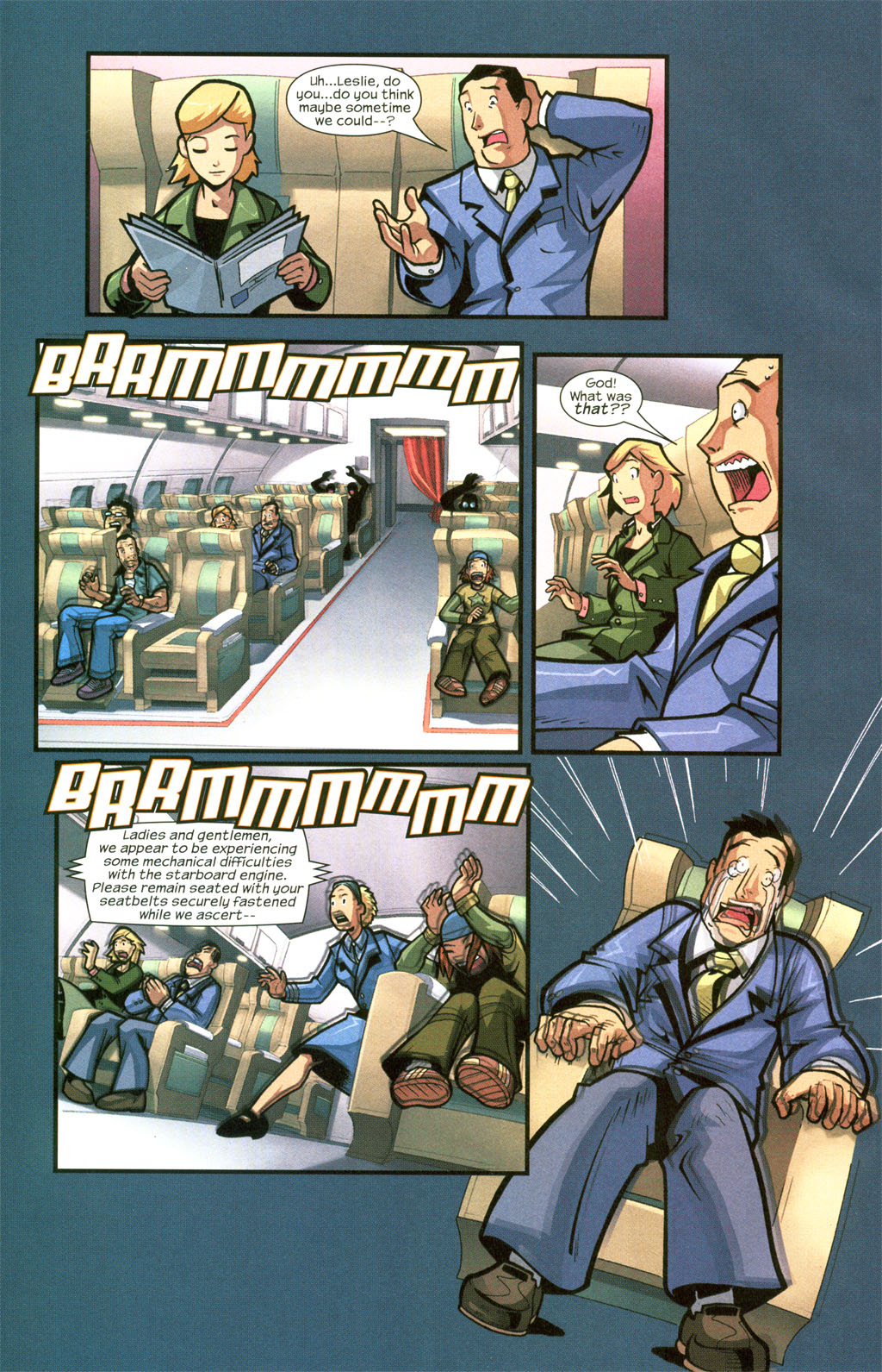 Read online Sentinel comic -  Issue #7 - 20