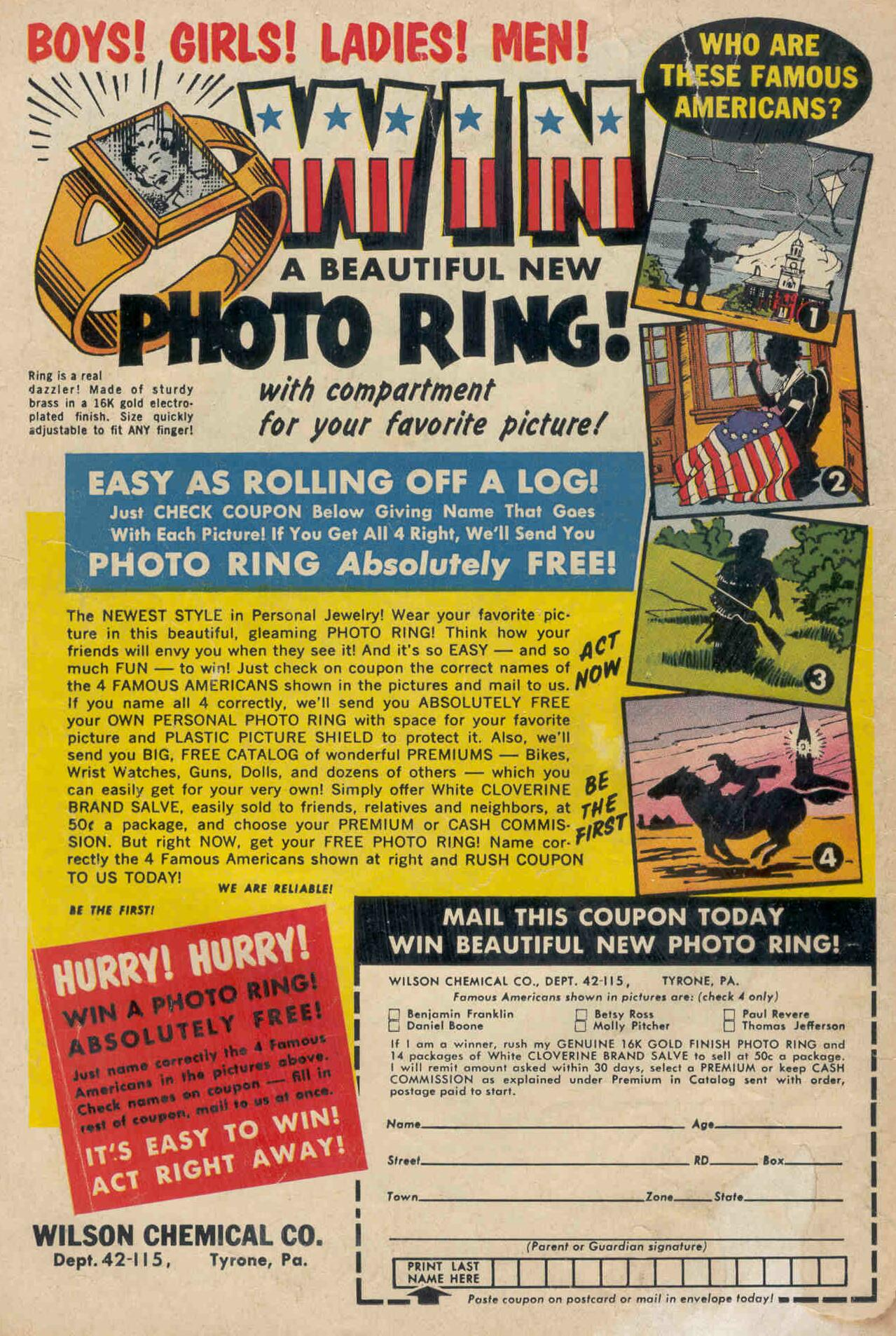 Read online Adventure Comics (1938) comic -  Issue #285 - 36