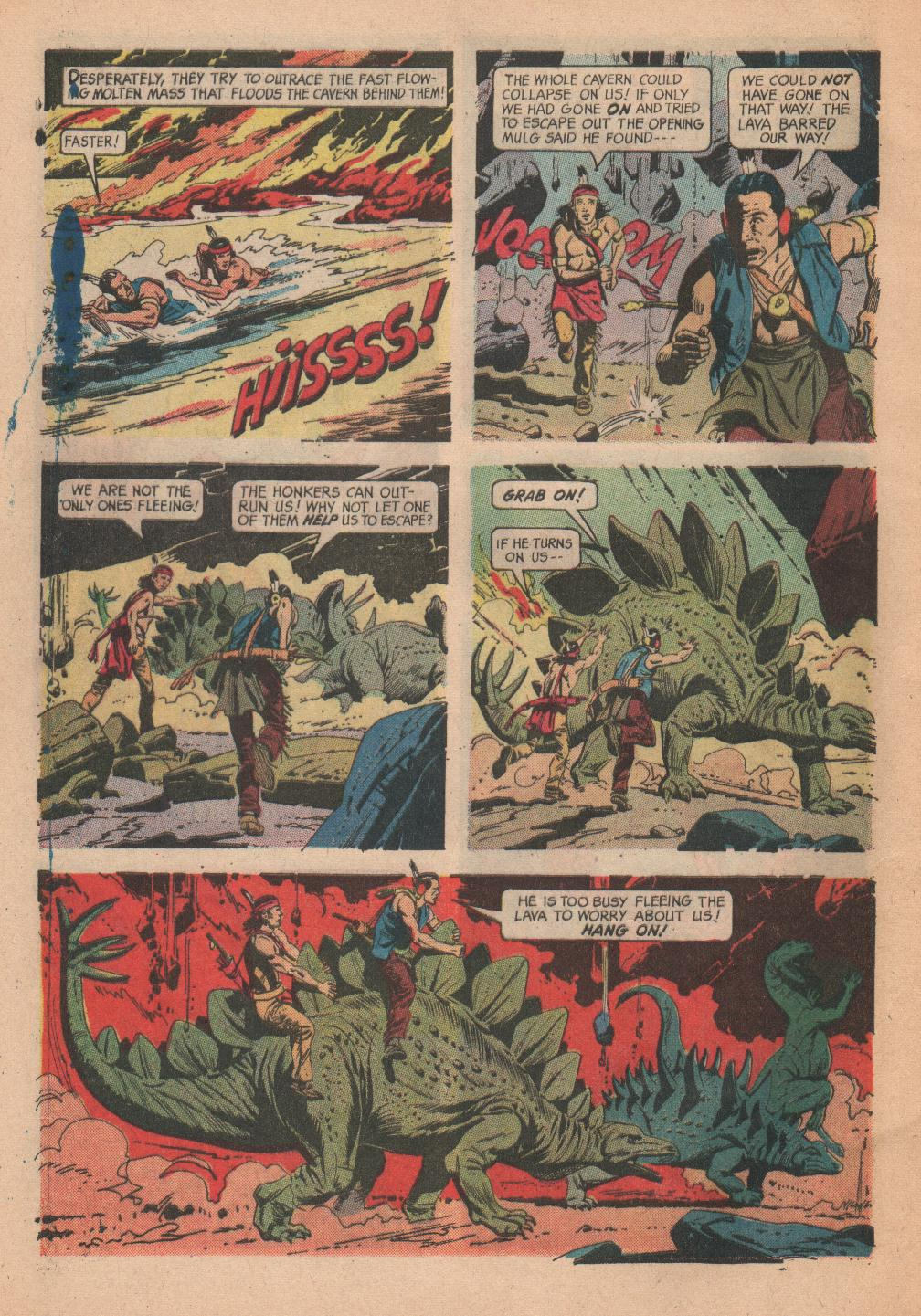 Read online Turok, Son of Stone comic -  Issue #55 - 30