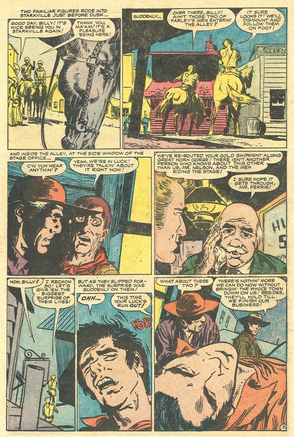 Gunsmoke Western issue 33 - Page 31
