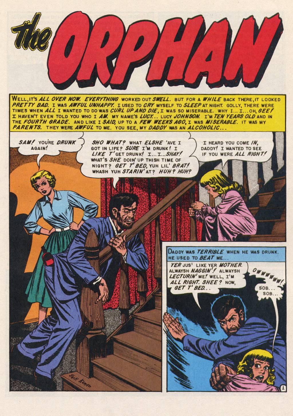 Read online Shock SuspenStories comic -  Issue #14 - 2