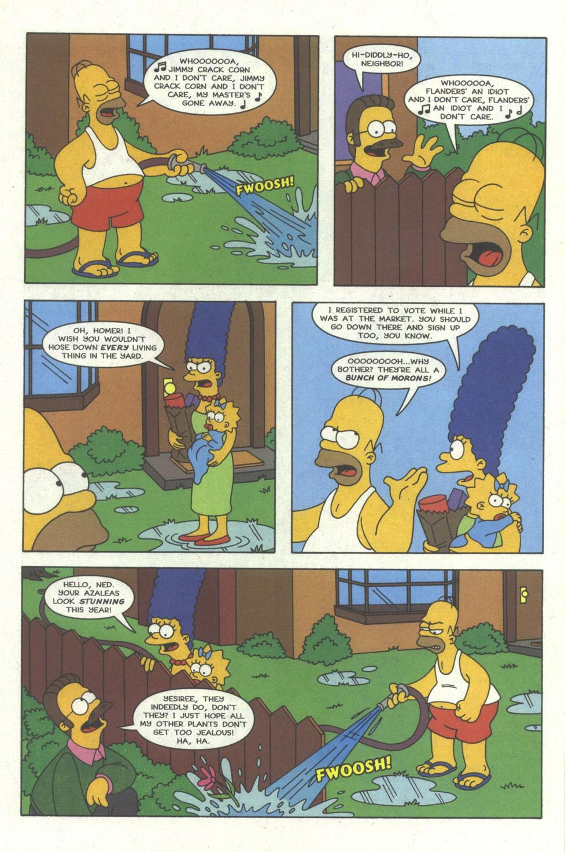Read online Simpsons Comics comic -  Issue #24 - 3