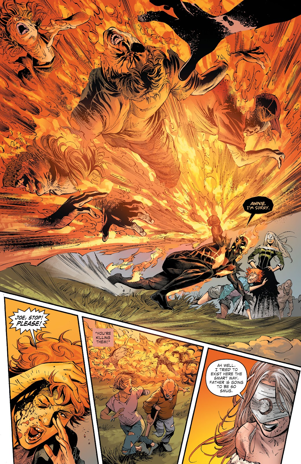 Read online The Curse of Brimstone: Ashes comic -  Issue # TPB (Part 1) - 65