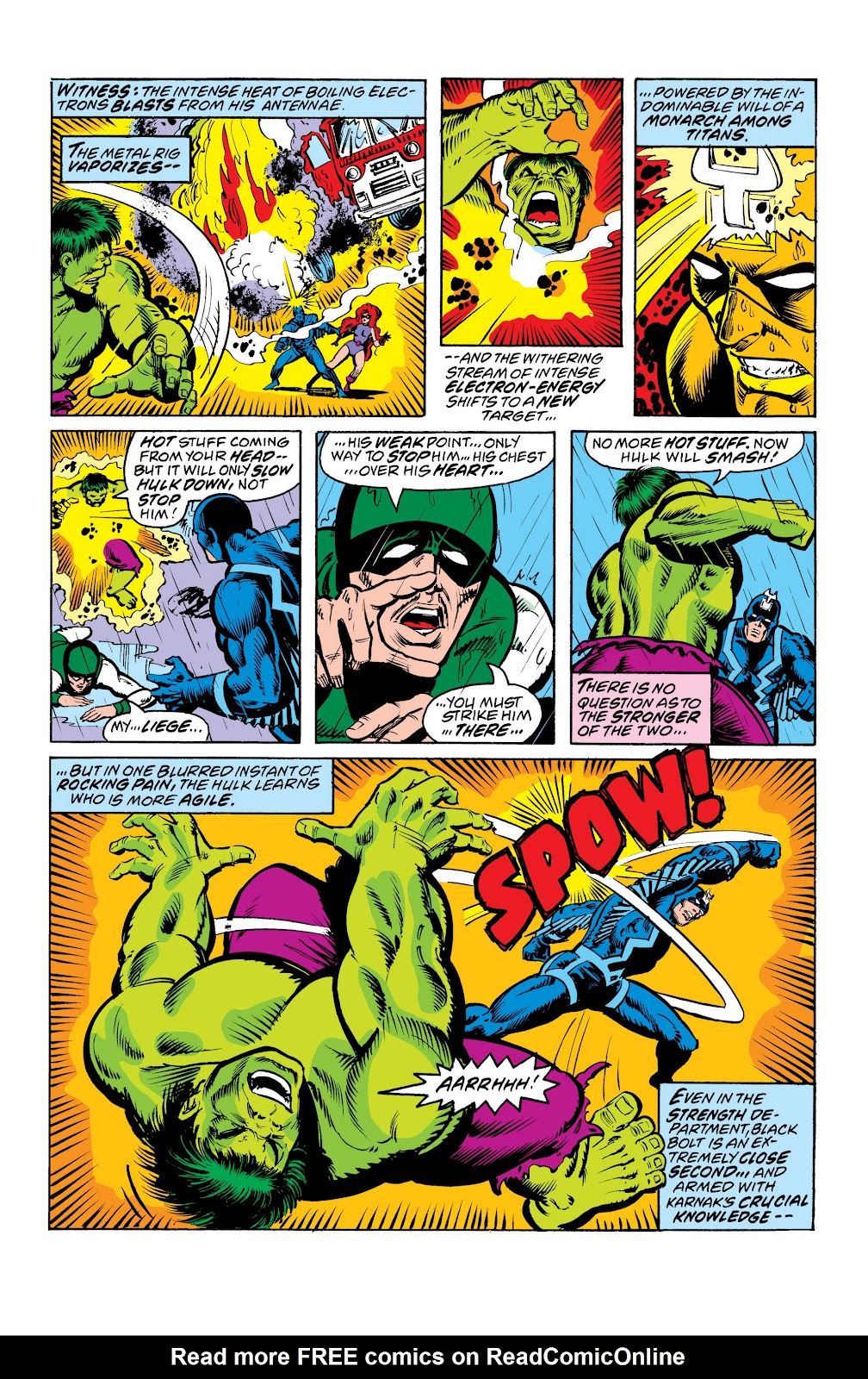 Read online Marvel Masterworks: The Inhumans comic -  Issue # TPB 2 (Part 3) - 5