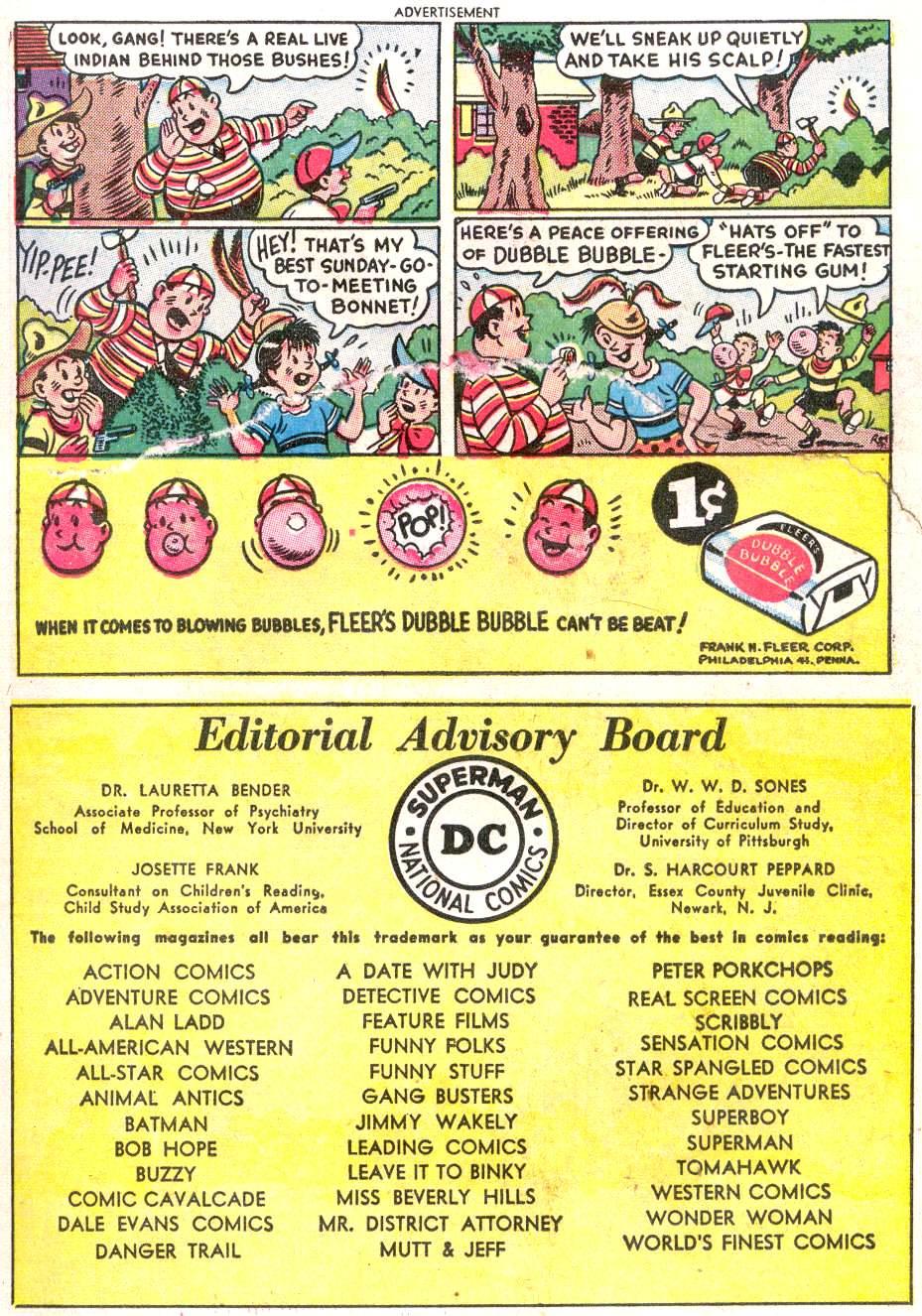 Read online Adventure Comics (1938) comic -  Issue #156 - 15