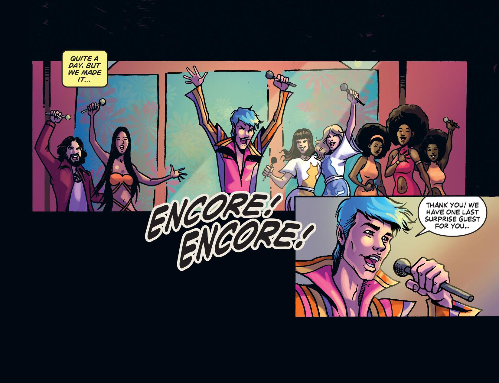 Read online Wonder Woman '77 [I] comic -  Issue #25 - 21