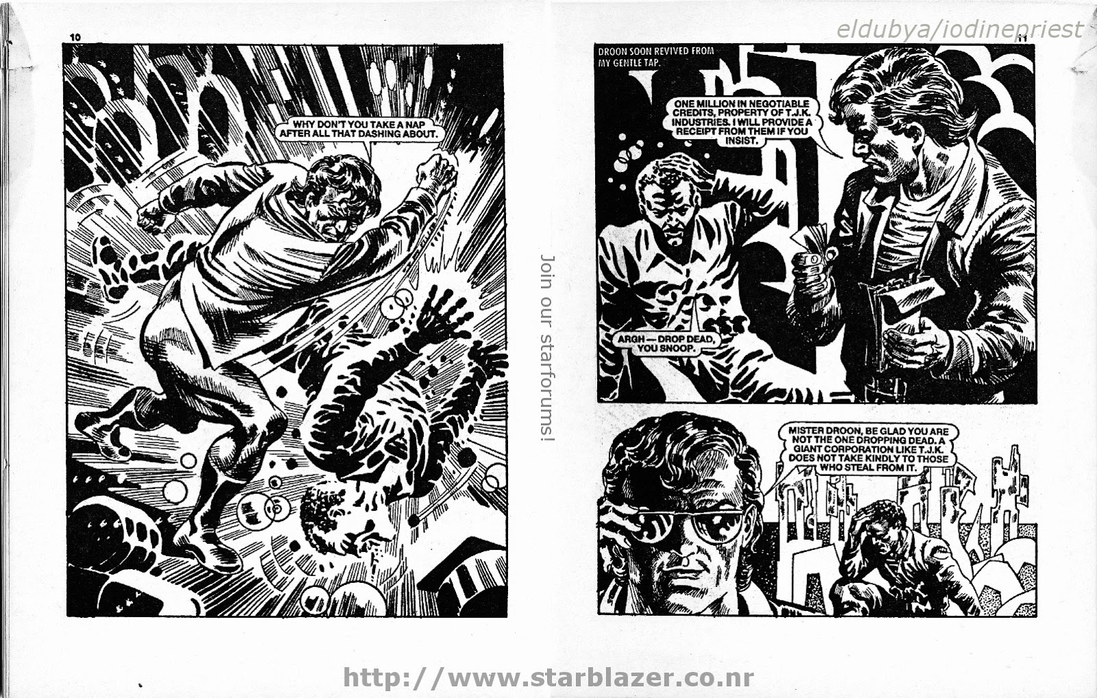 Starblazer issue 252 - Page 7