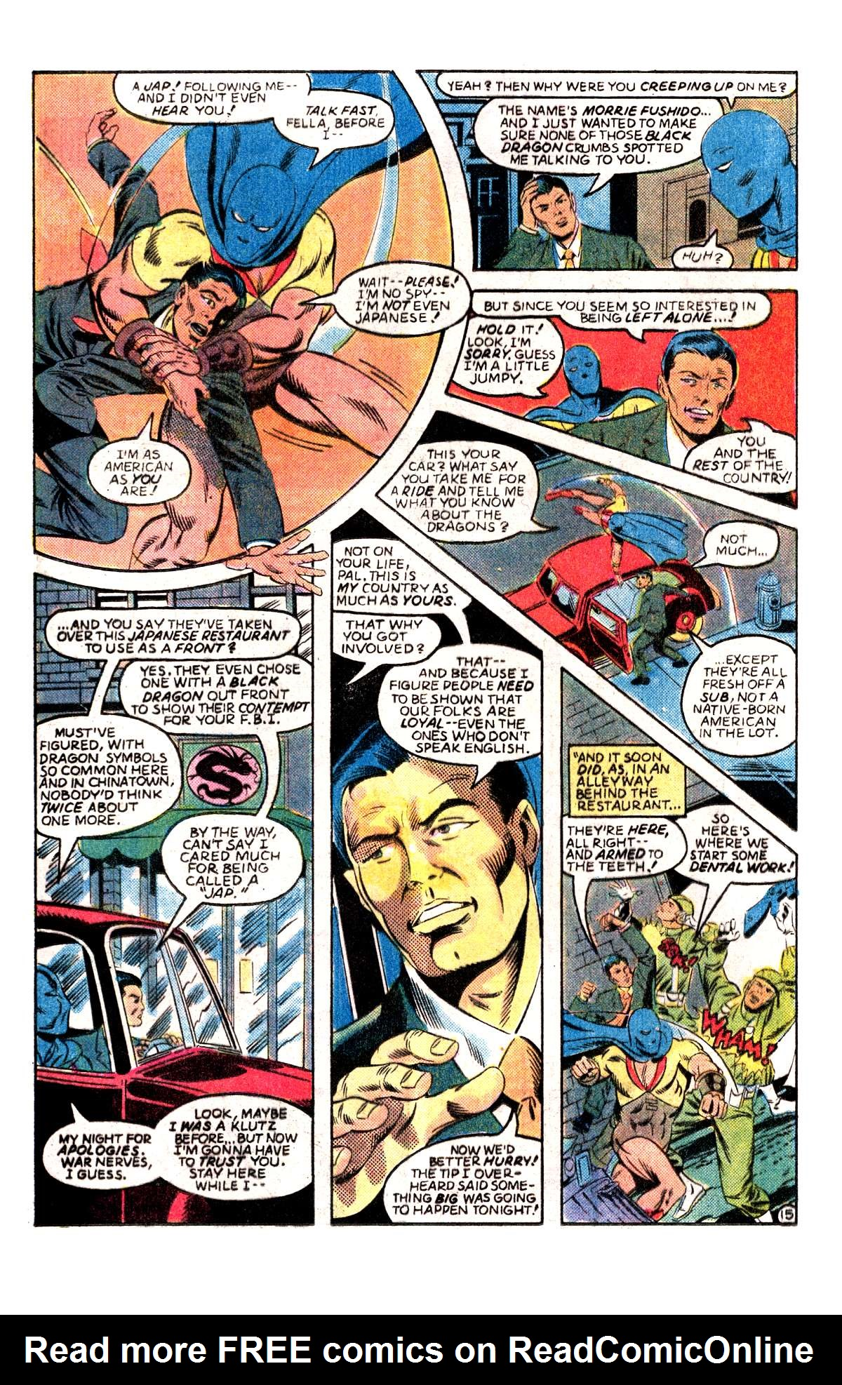 Read online All-Star Squadron comic -  Issue #30 - 16