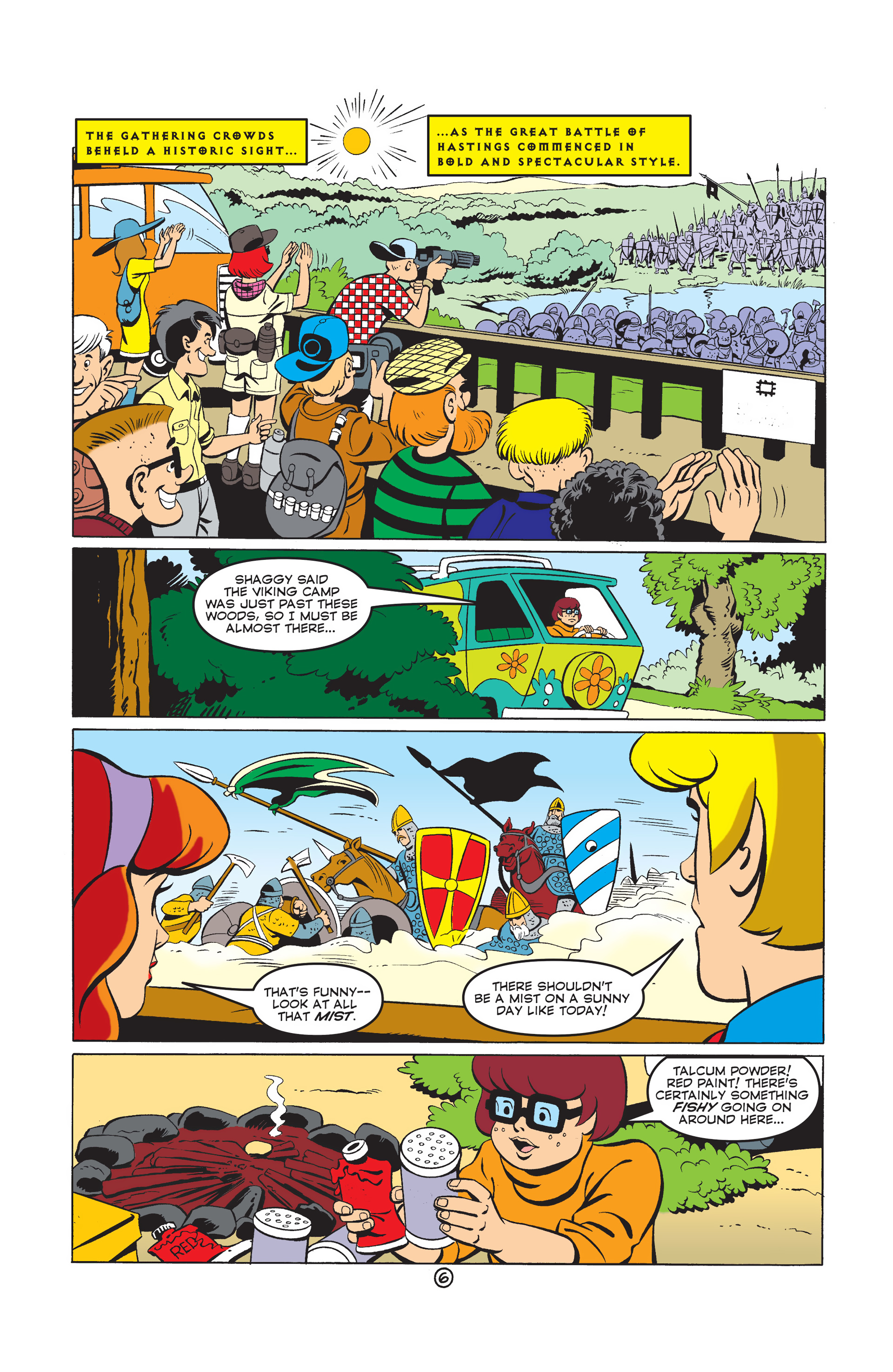 Read online Scooby-Doo (1997) comic -  Issue #48 - 7