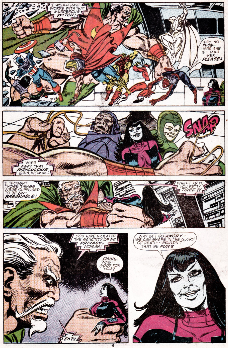 The Avengers (1963) 317 Page 3