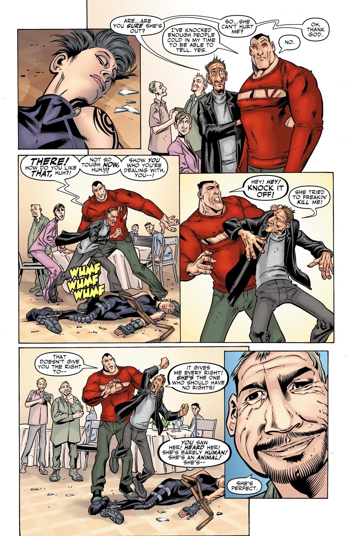 Read online Wonder Man (2007) comic -  Issue #1 - 19