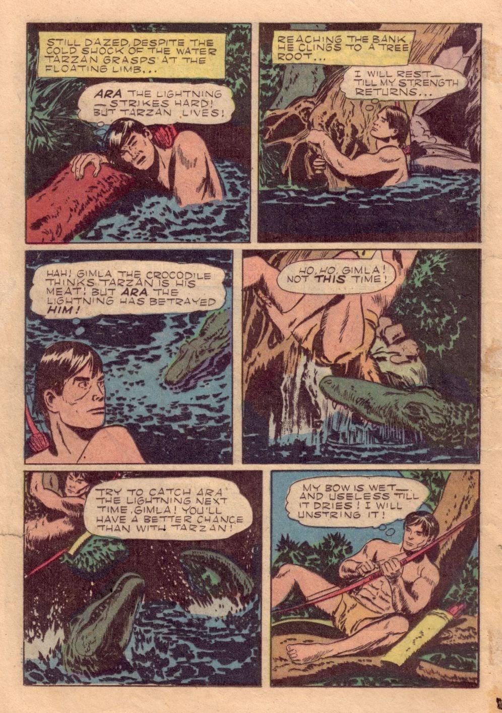 Tarzan (1948) issue 40 - Page 28