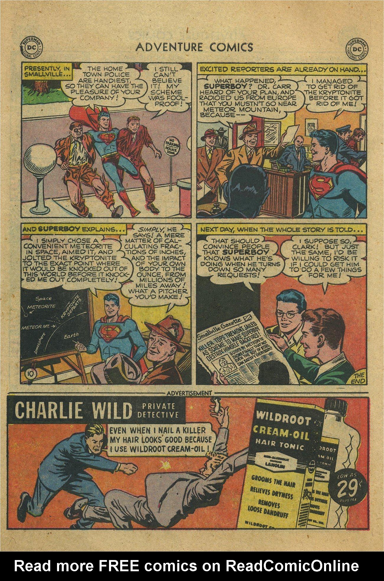 Read online Adventure Comics (1938) comic -  Issue #171 - 12