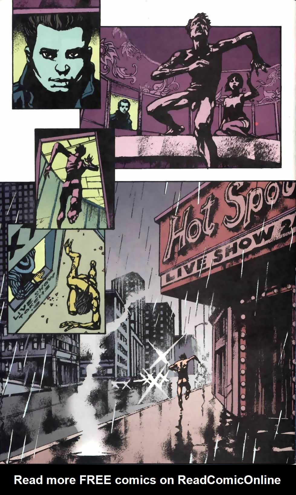 Read online Flinch comic -  Issue #16 - 23