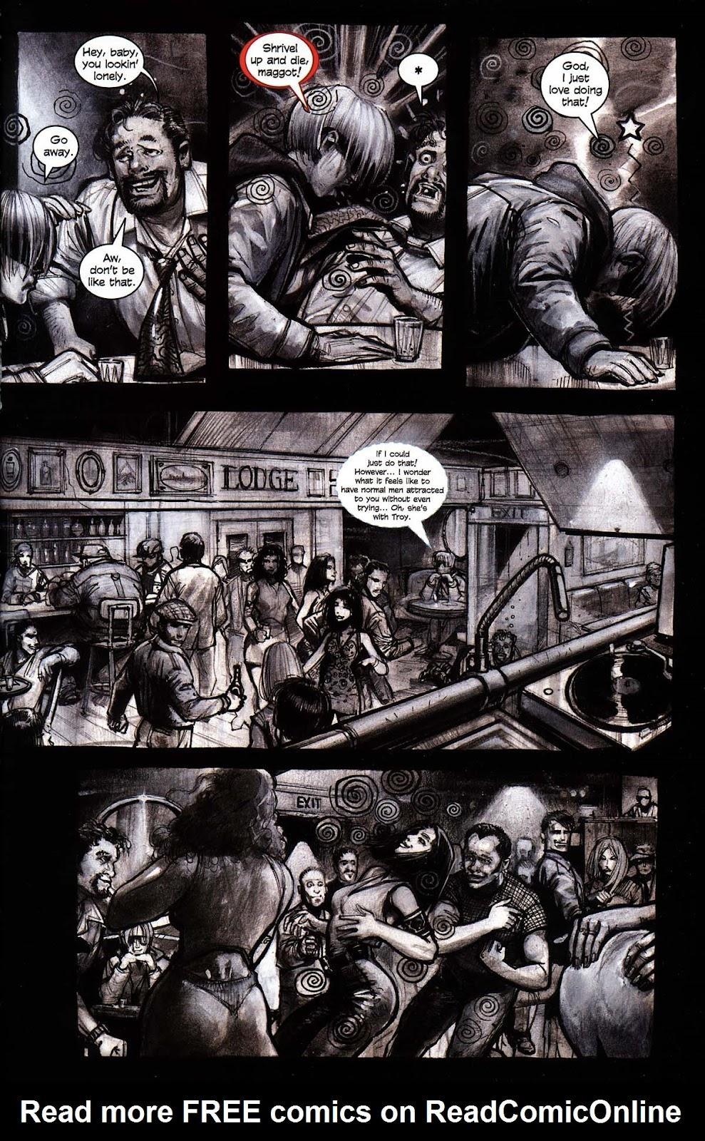 Read online Werewolf the Apocalypse comic -  Issue # Black Furies - 19