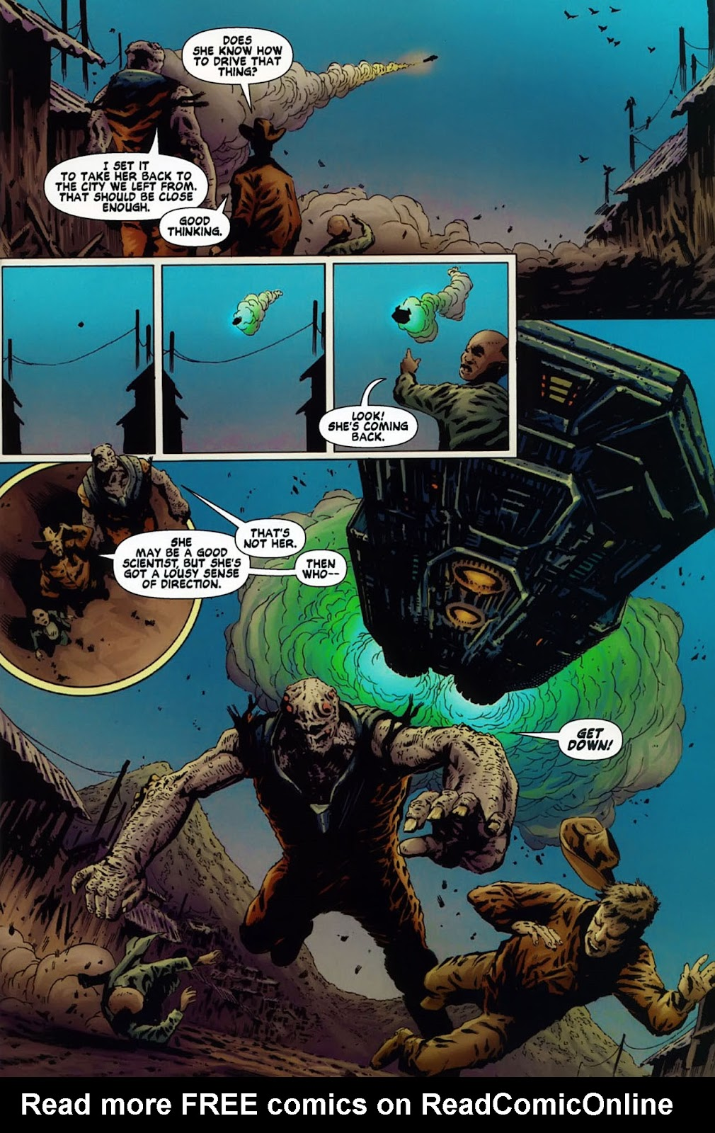 Bad Planet issue 6 - Page 3