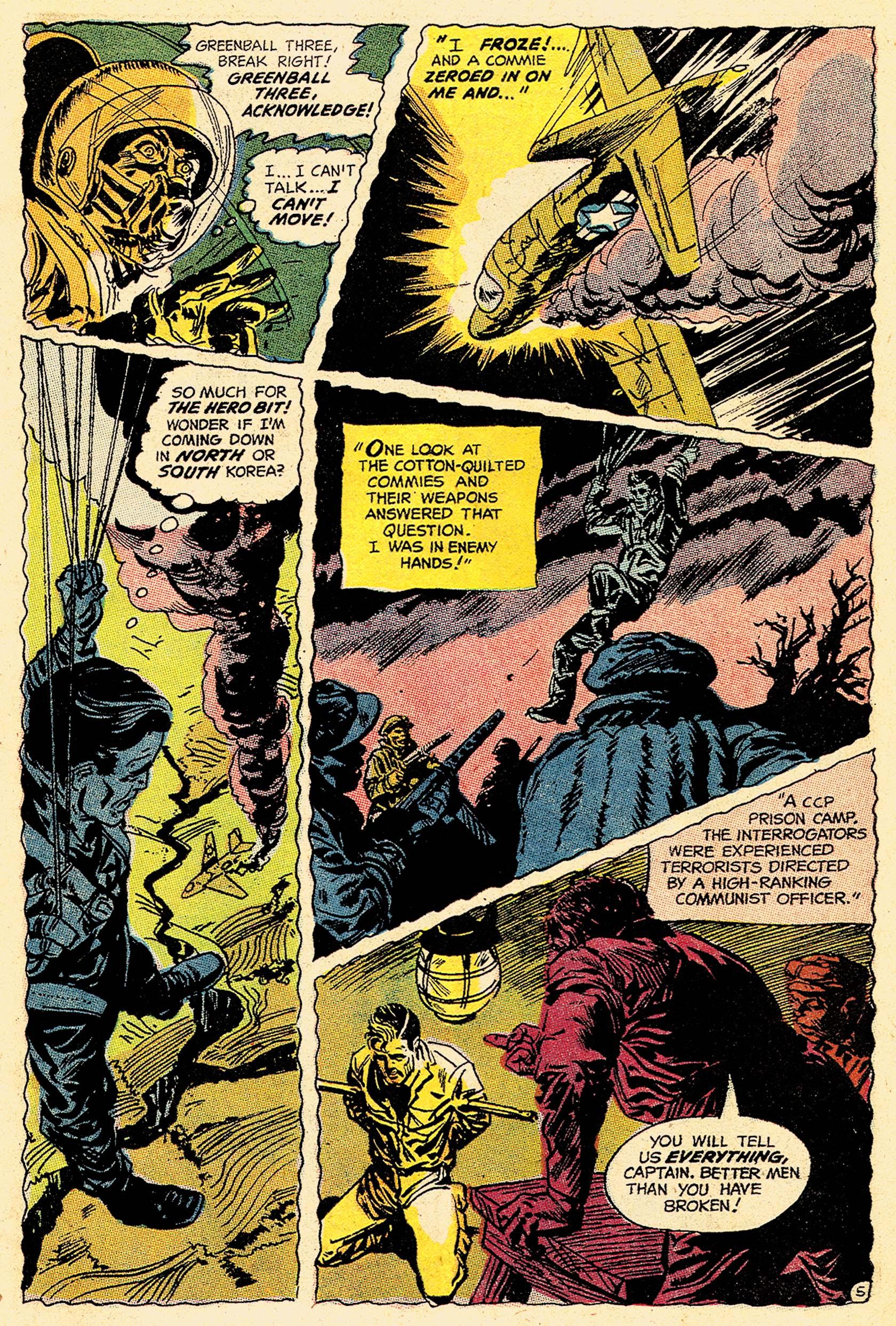 Read online Secret Six (1968) comic -  Issue #4 - 7