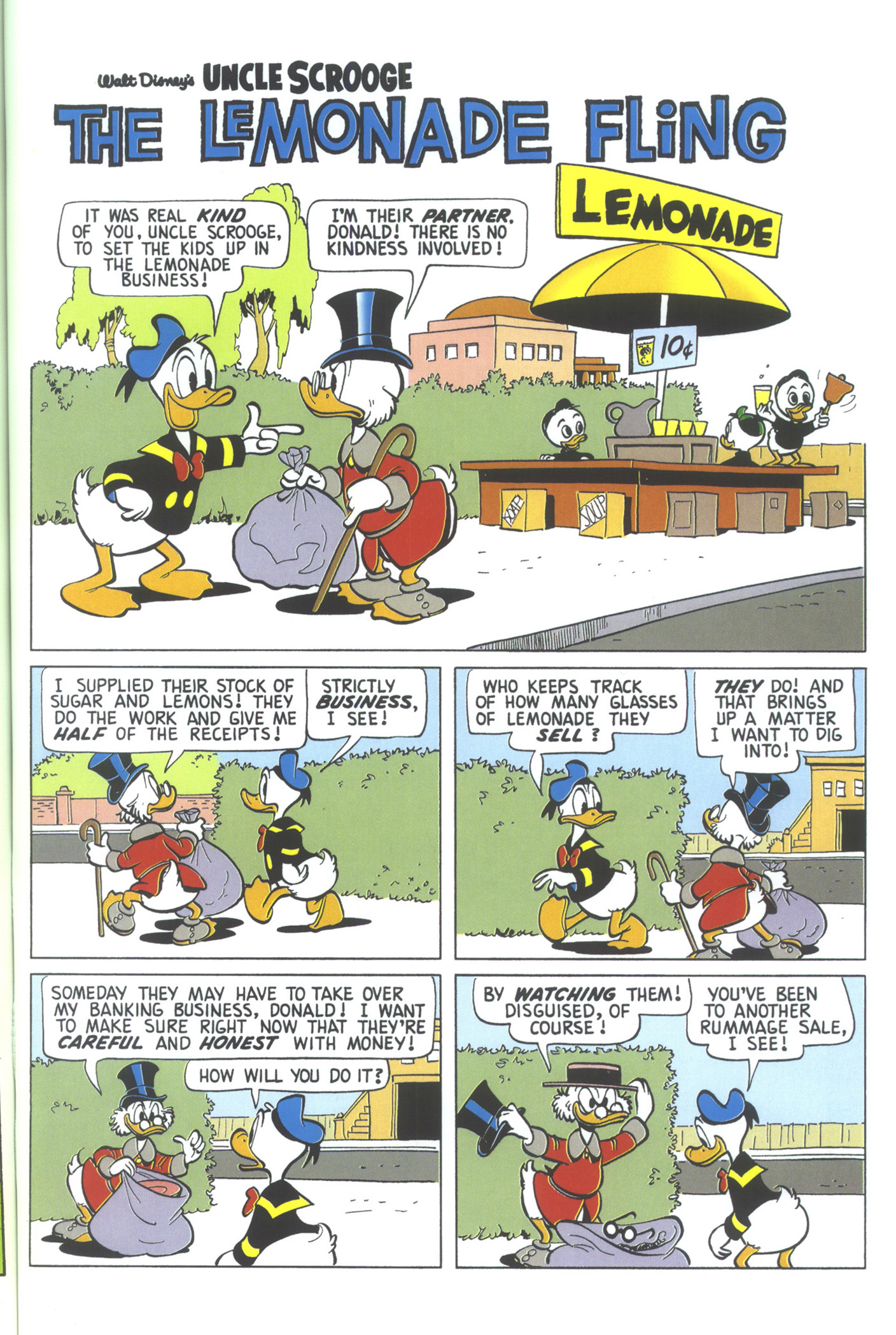 Read online Uncle Scrooge (1953) comic -  Issue #365 - 62