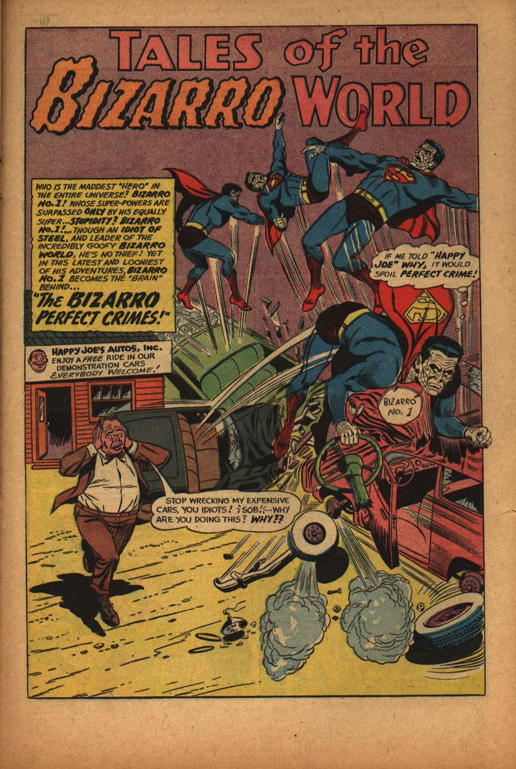 Read online Adventure Comics (1938) comic -  Issue #291 - 21