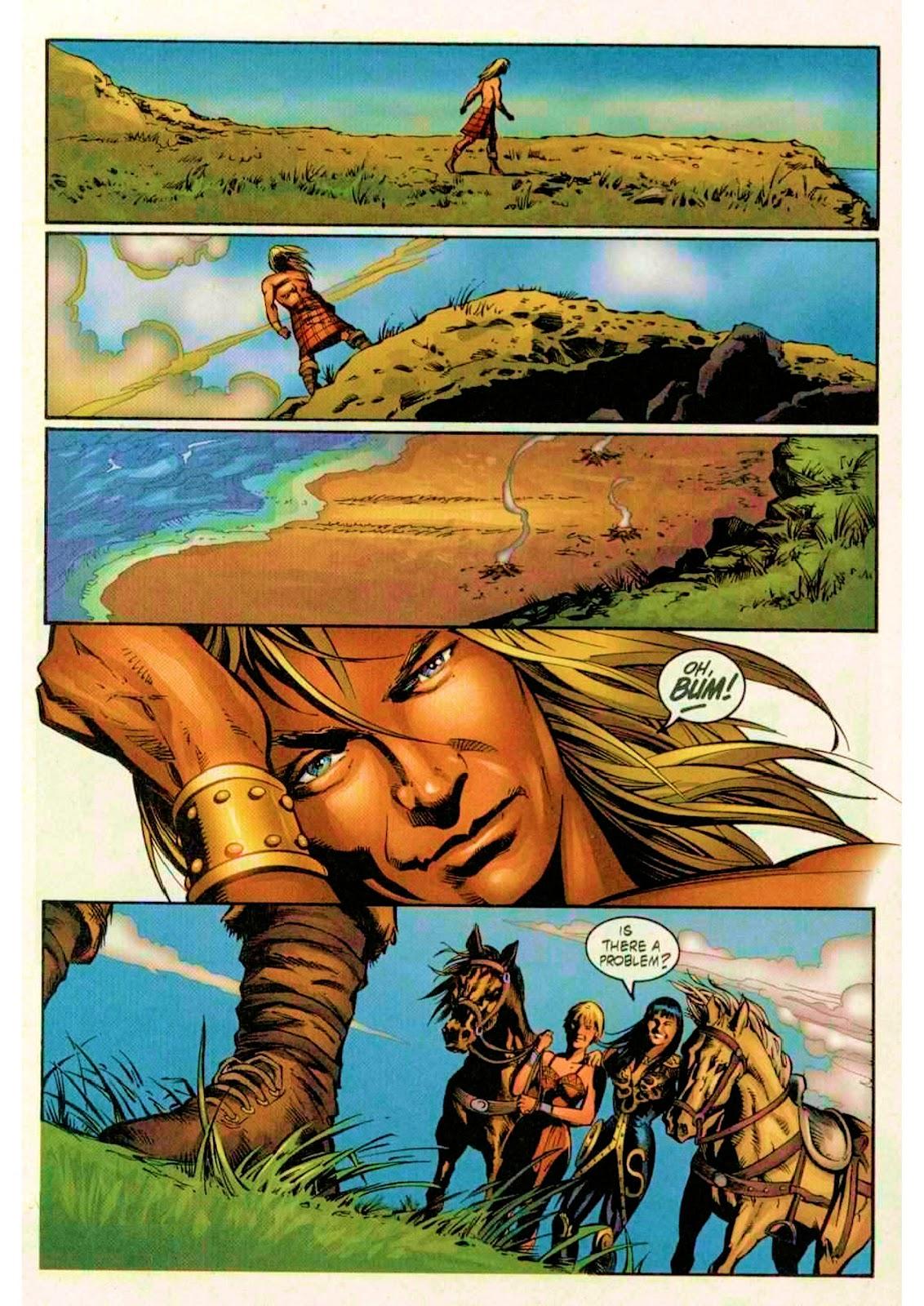 Xena: Warrior Princess (1999) Issue #10 #10 - English 10