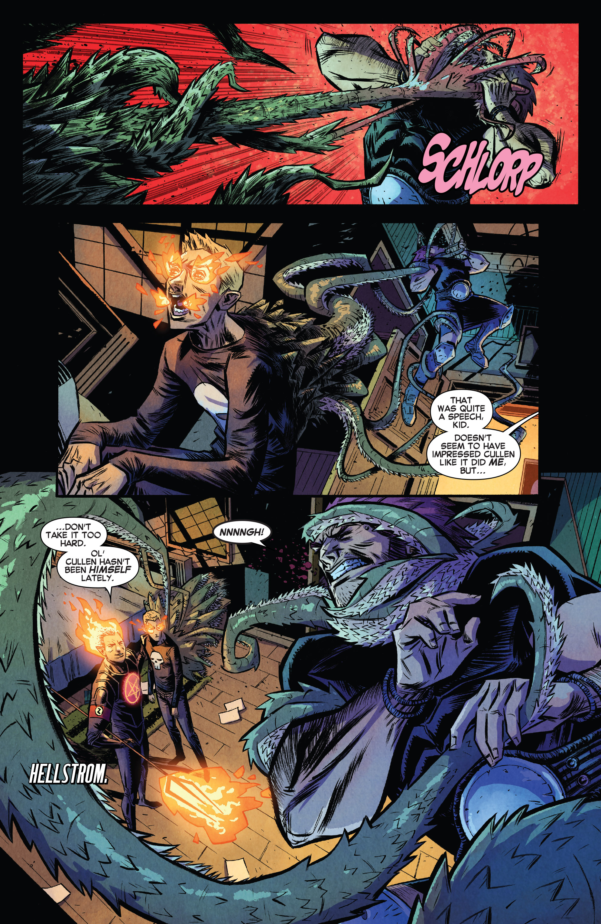 Read online Avengers Undercover comic -  Issue #8 - 15