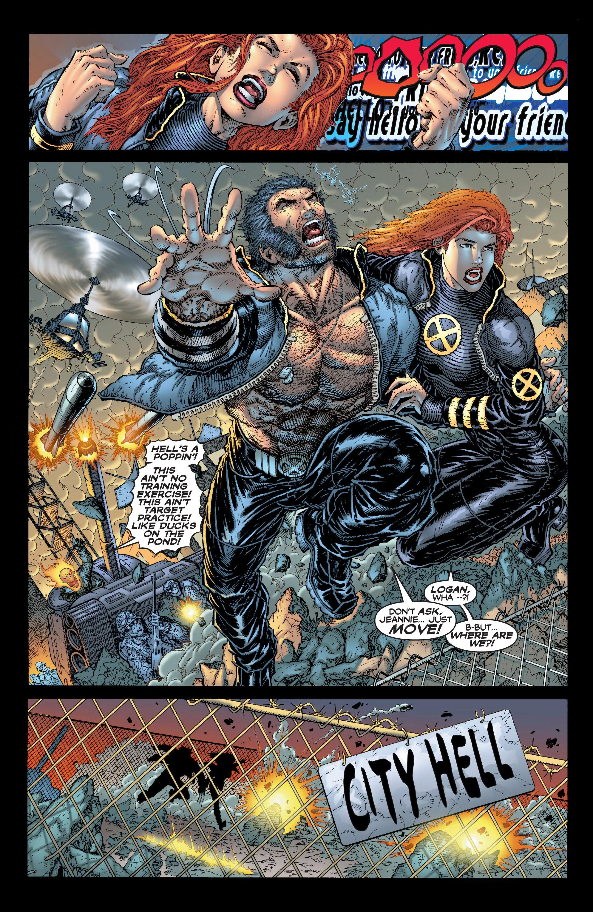 Read online Uncanny X-Men (1963) comic -  Issue #394 - 13