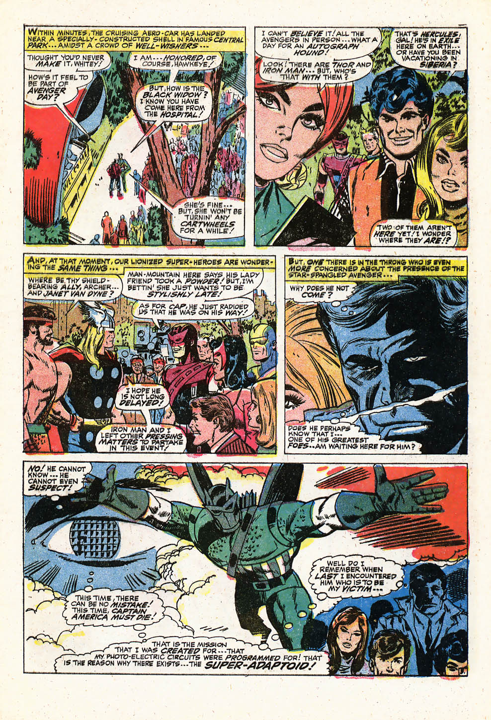 The Avengers (1963) 45 Page 3