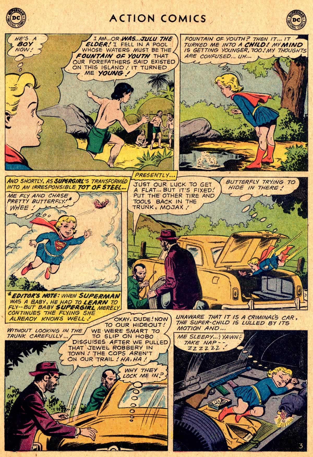 Action Comics (1938) 260 Page 15