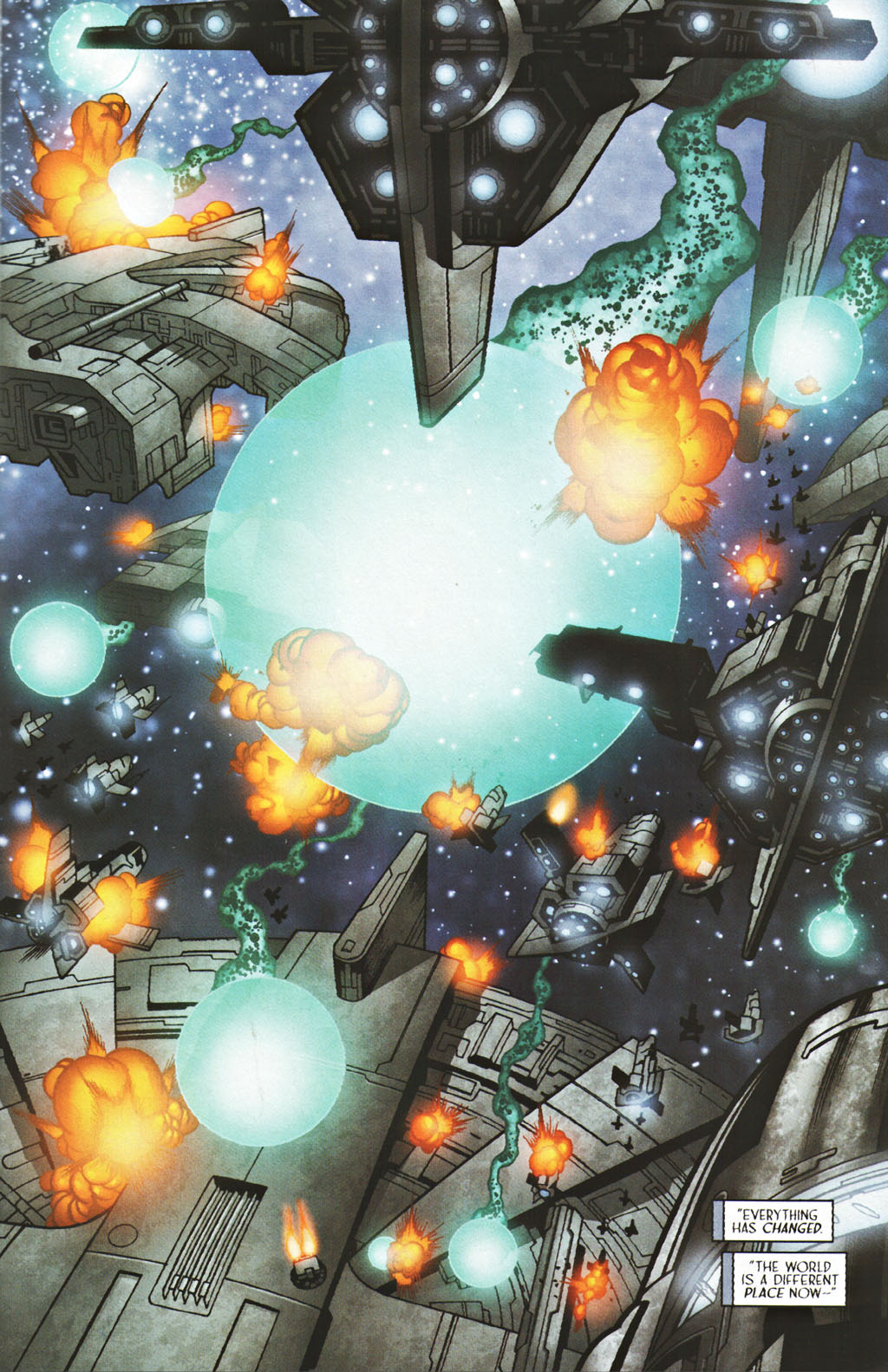 Read online Sigil (2000) comic -  Issue #40 - 6