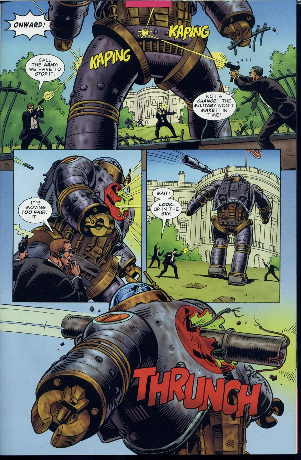 Read online Super Soldier comic -  Issue # Full - 20