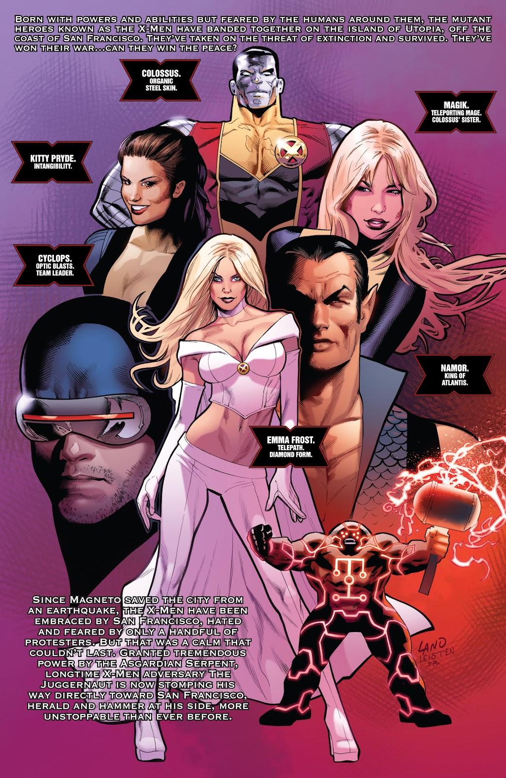 Uncanny X-Men (1963) issue 541 - Page 2