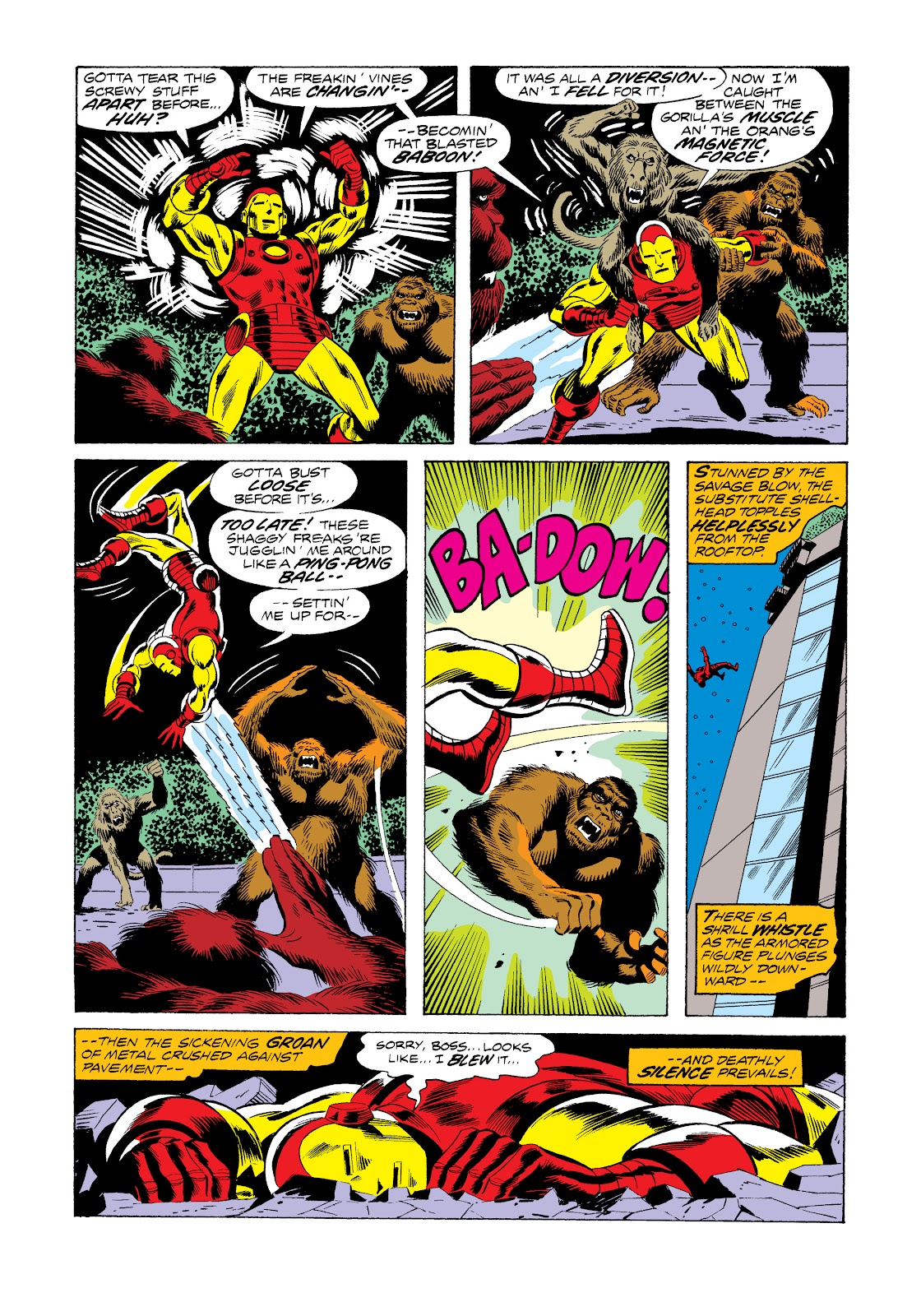 Read online Marvel Masterworks: The Invincible Iron Man comic -  Issue # TPB 11 (Part 1) - 23