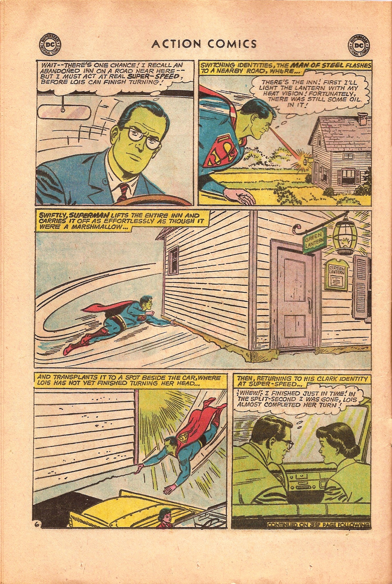 Action Comics (1938) 317 Page 7