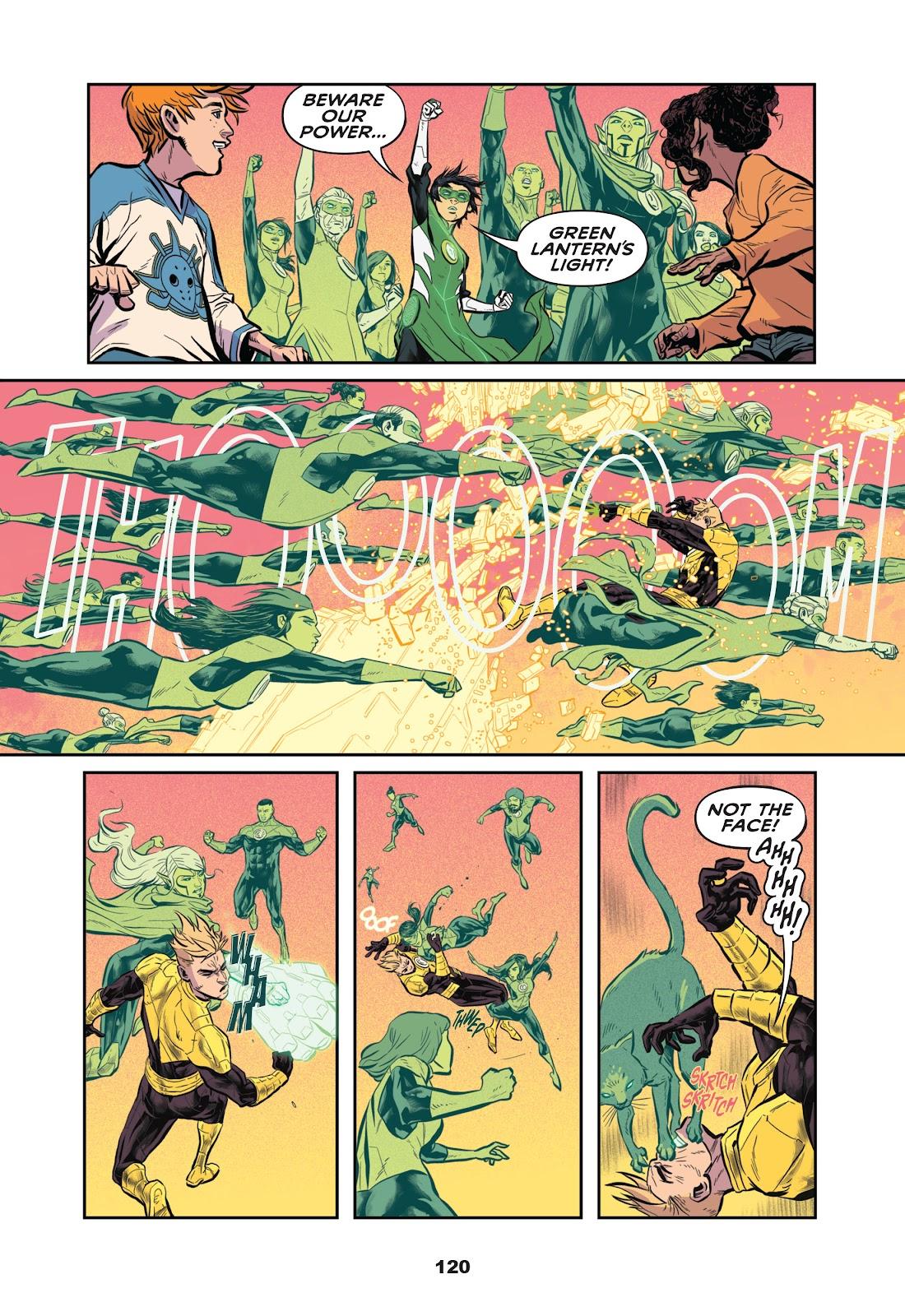 Read online Green Lantern: Legacy comic -  Issue # TPB - 118