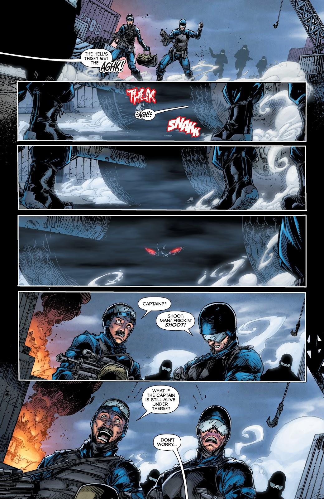 Read online Bloodshot (2019) comic -  Issue #1 - 6