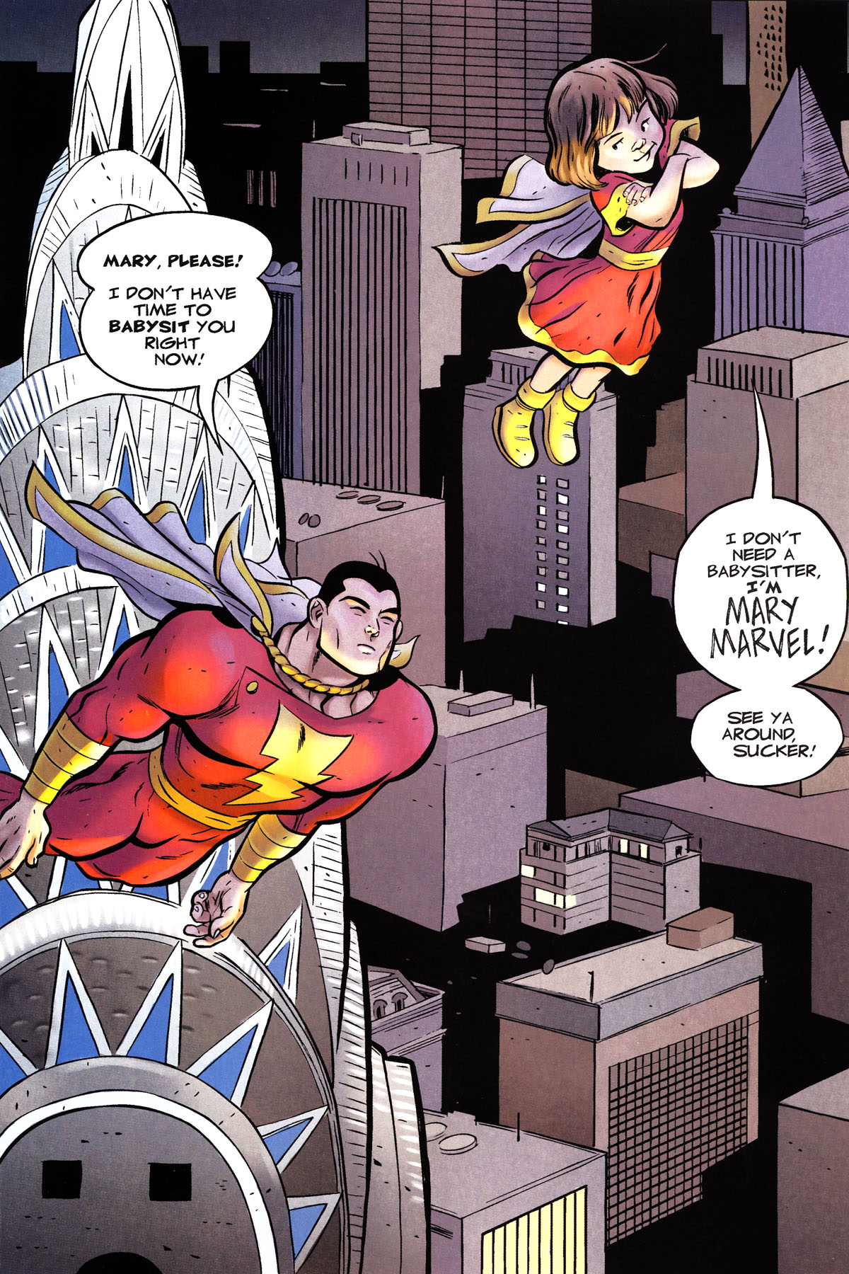Read online Shazam!: The Monster Society of Evil comic -  Issue #2 - 50