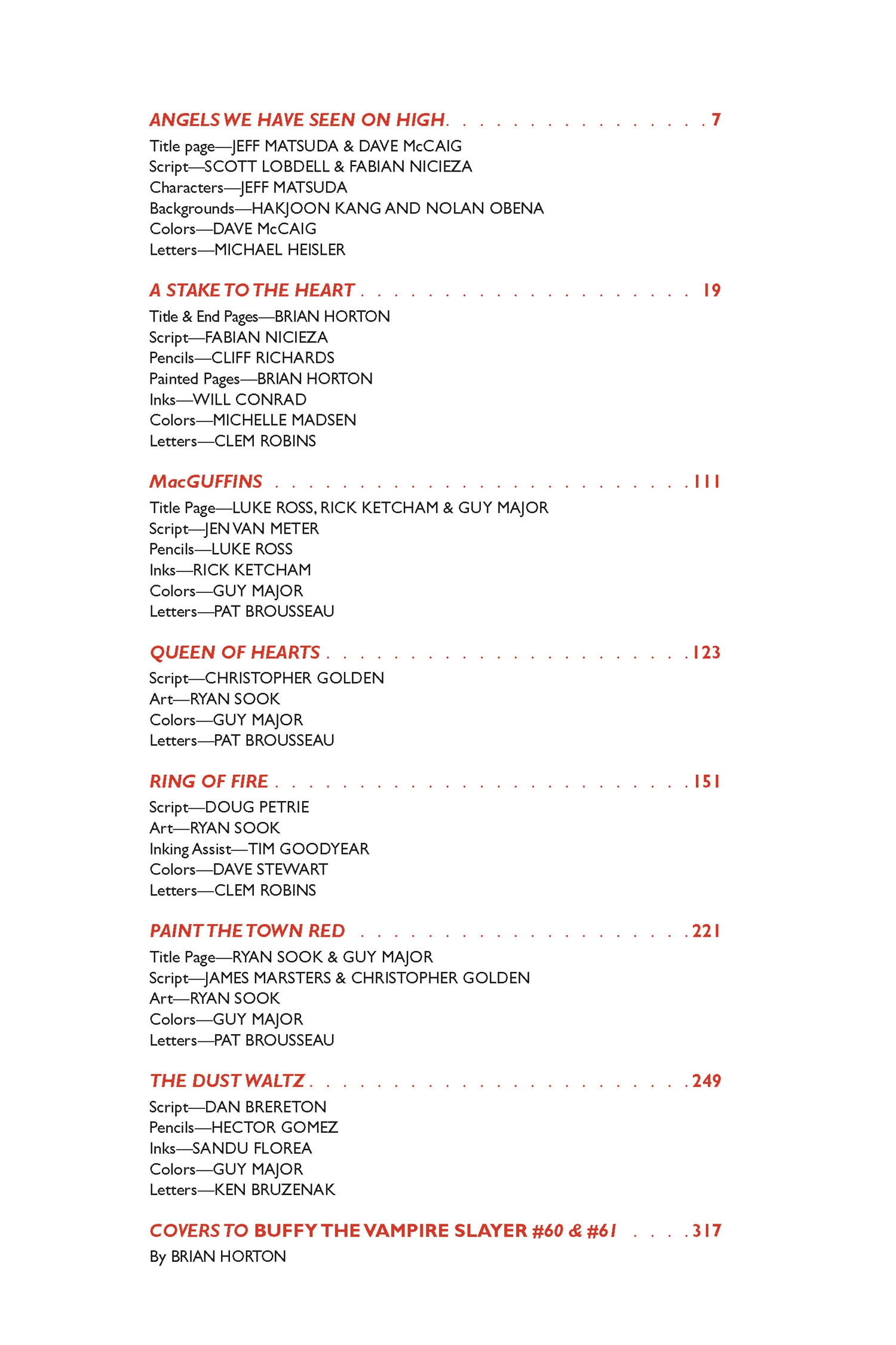 Read online Buffy the Vampire Slayer: Omnibus comic -  Issue # TPB 2 - 7