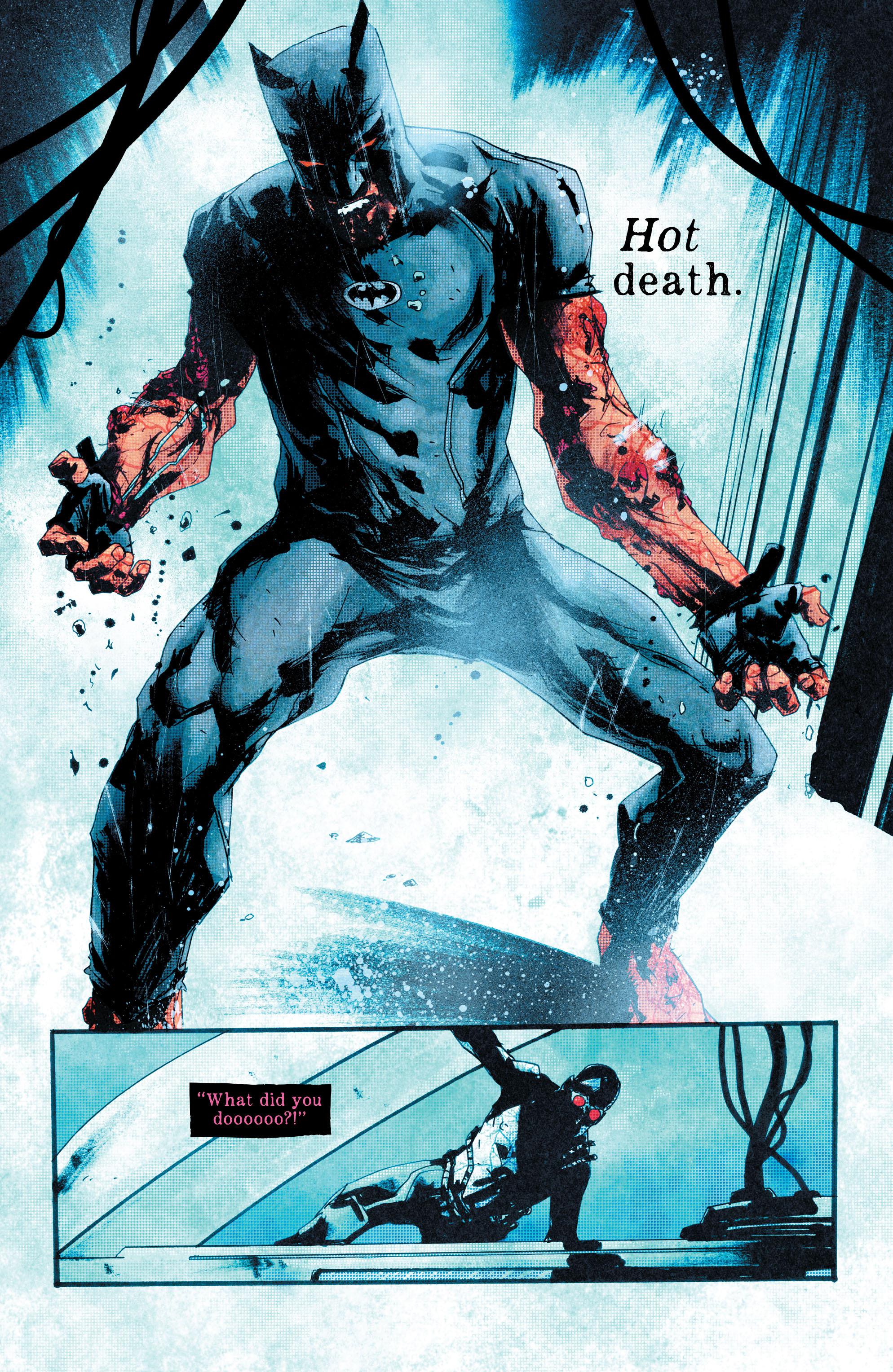 Read online All-Star Batman comic -  Issue #6 - 22