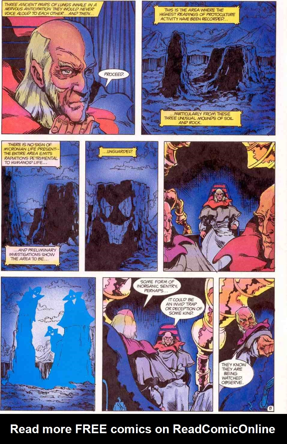 Robotech Special issue Full - Page 10