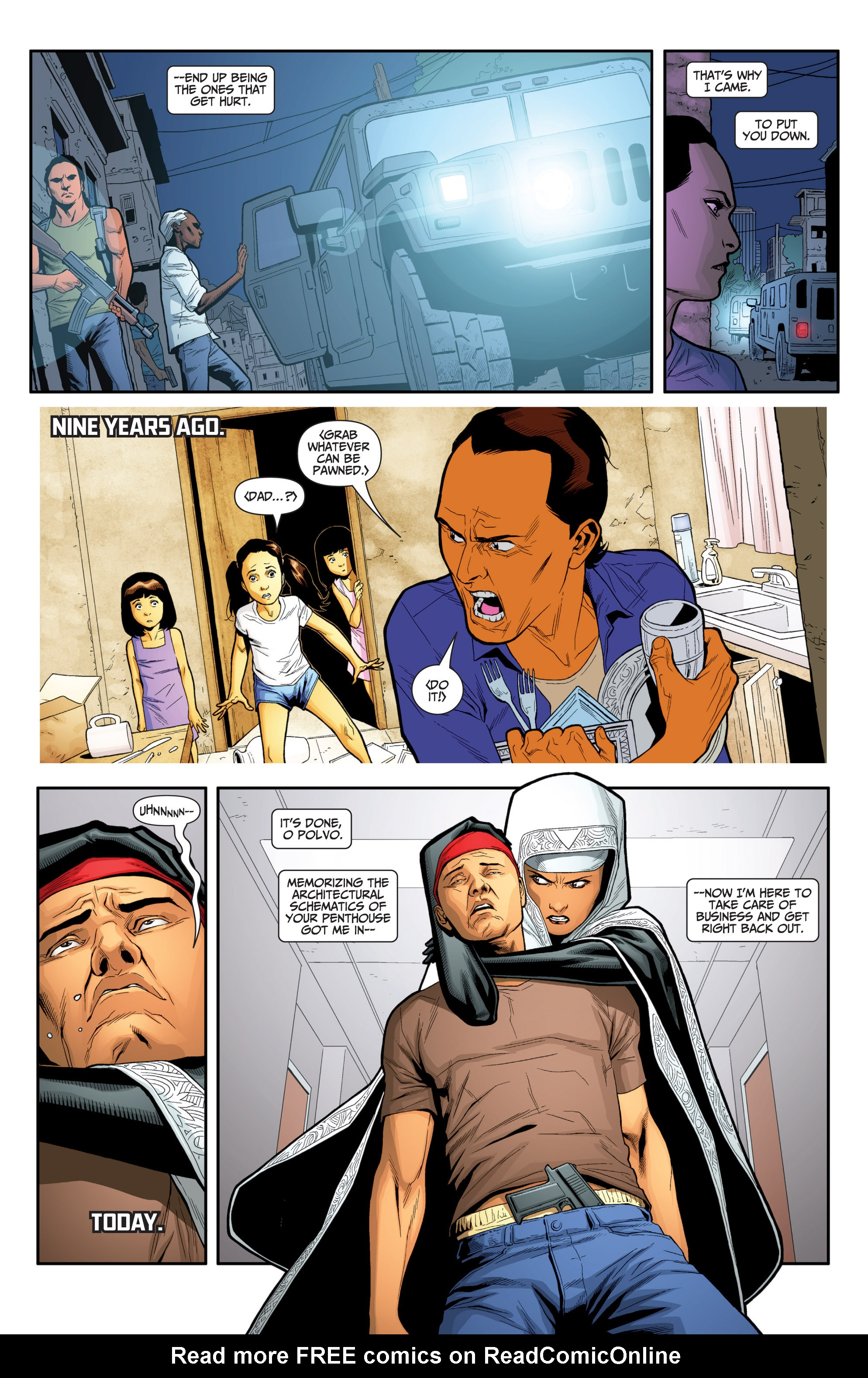 Read online Archer and Armstrong comic -  Issue #Archer and Armstrong _TPB 7 - 18