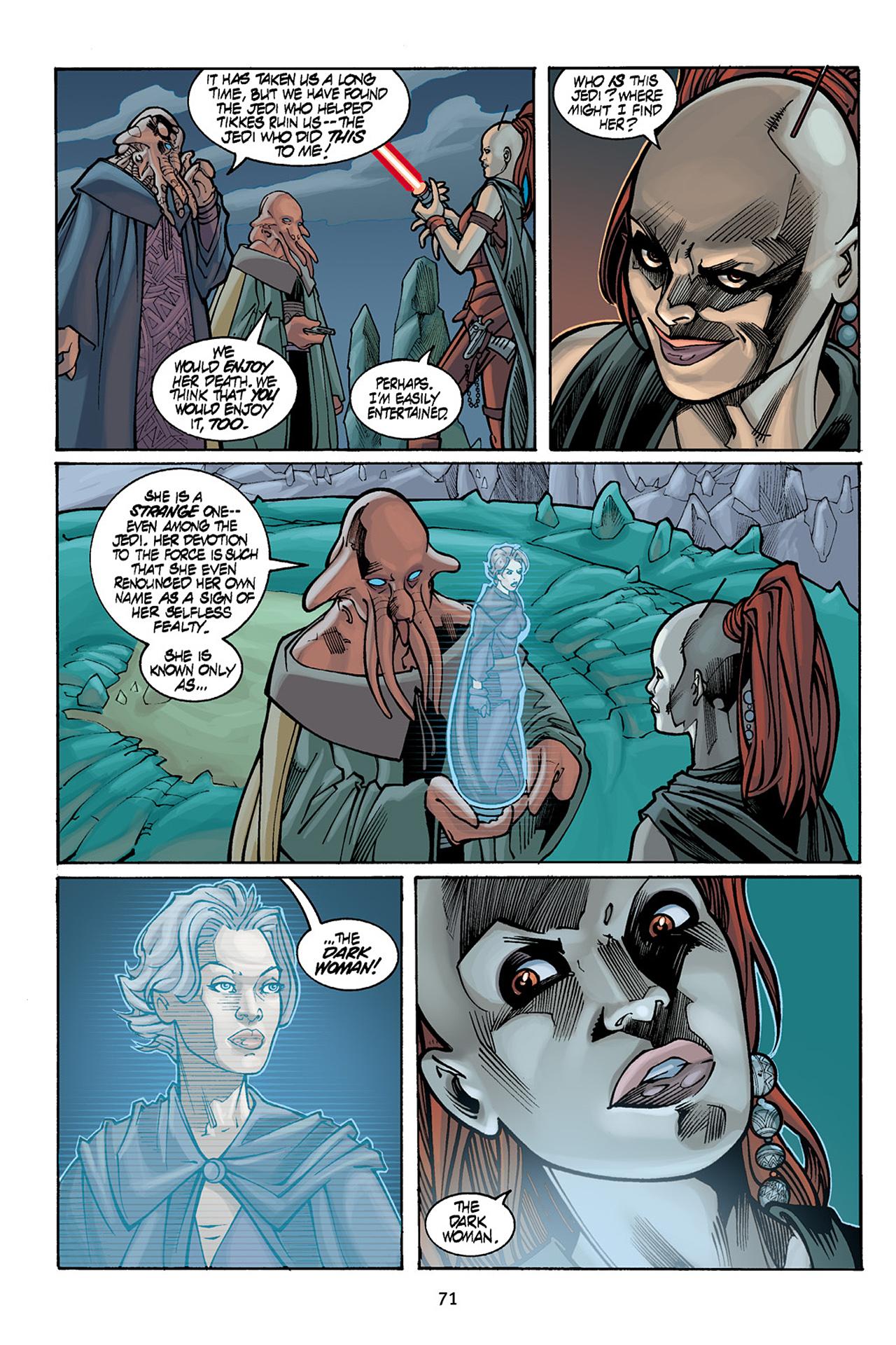 Read online Star Wars Omnibus comic -  Issue # Vol. 10 - 70