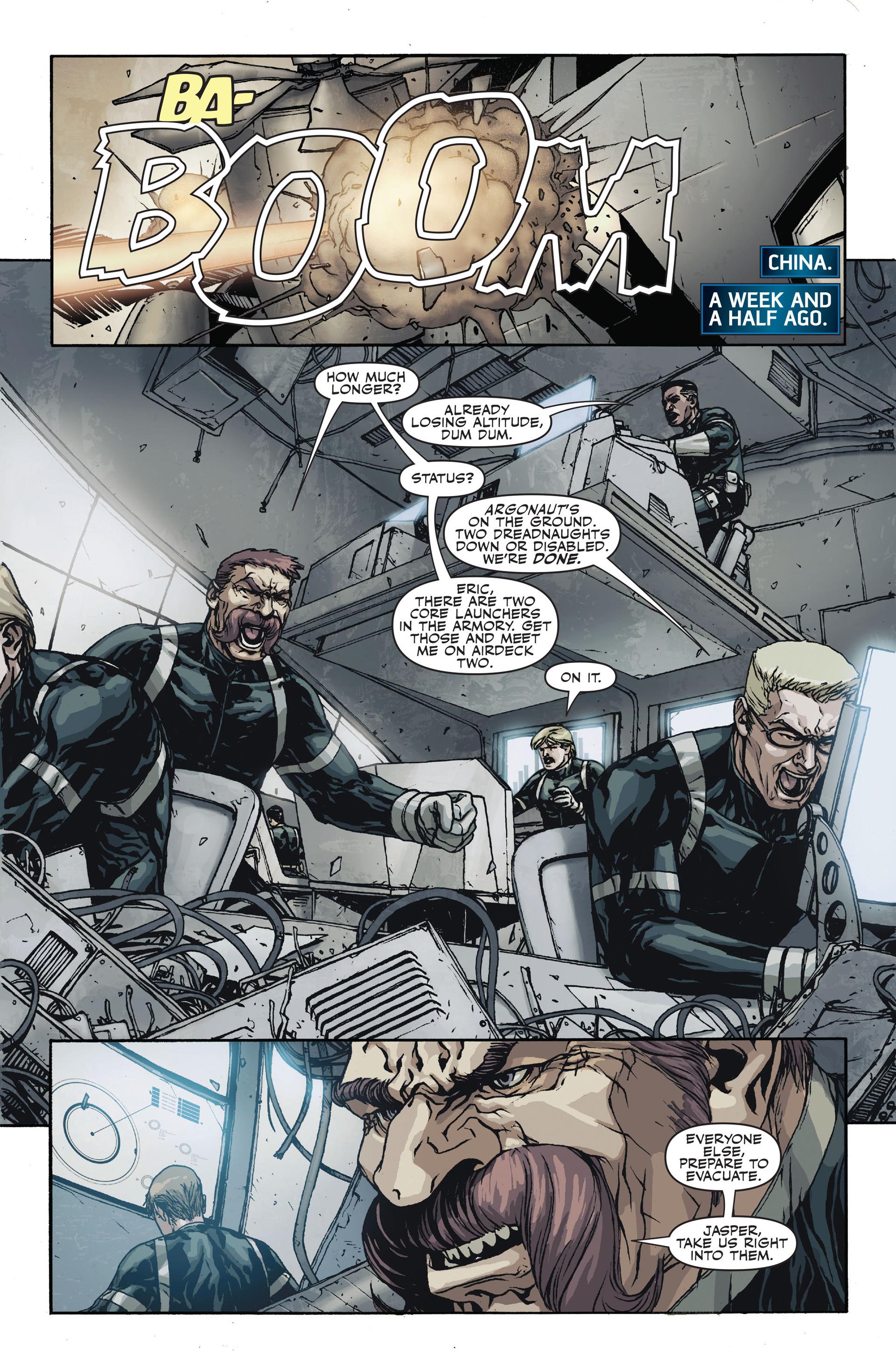 Read online Secret Warriors comic -  Issue #19 - 5