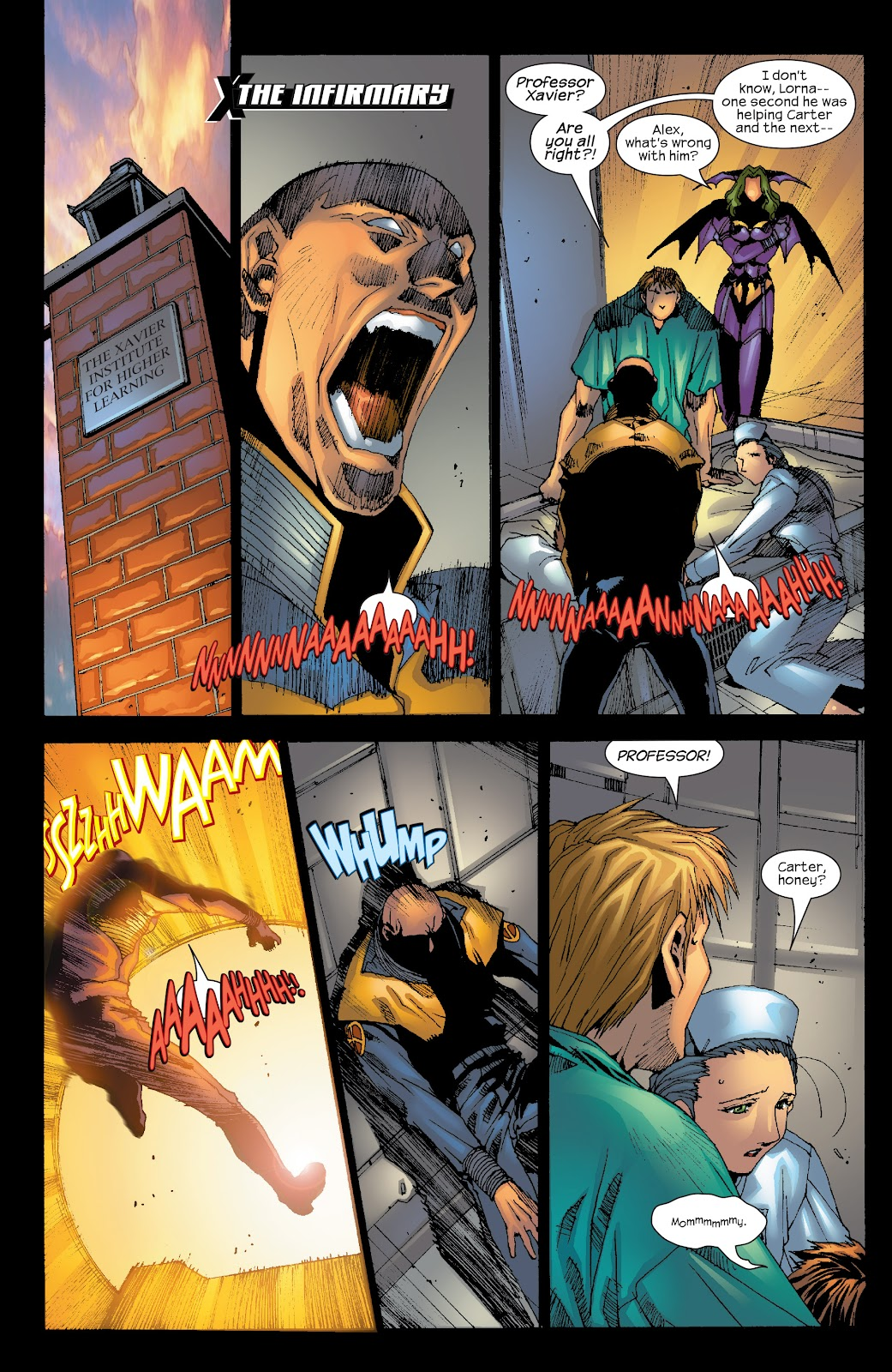 Read online X-Men: Unstoppable comic -  Issue # TPB (Part 3) - 71
