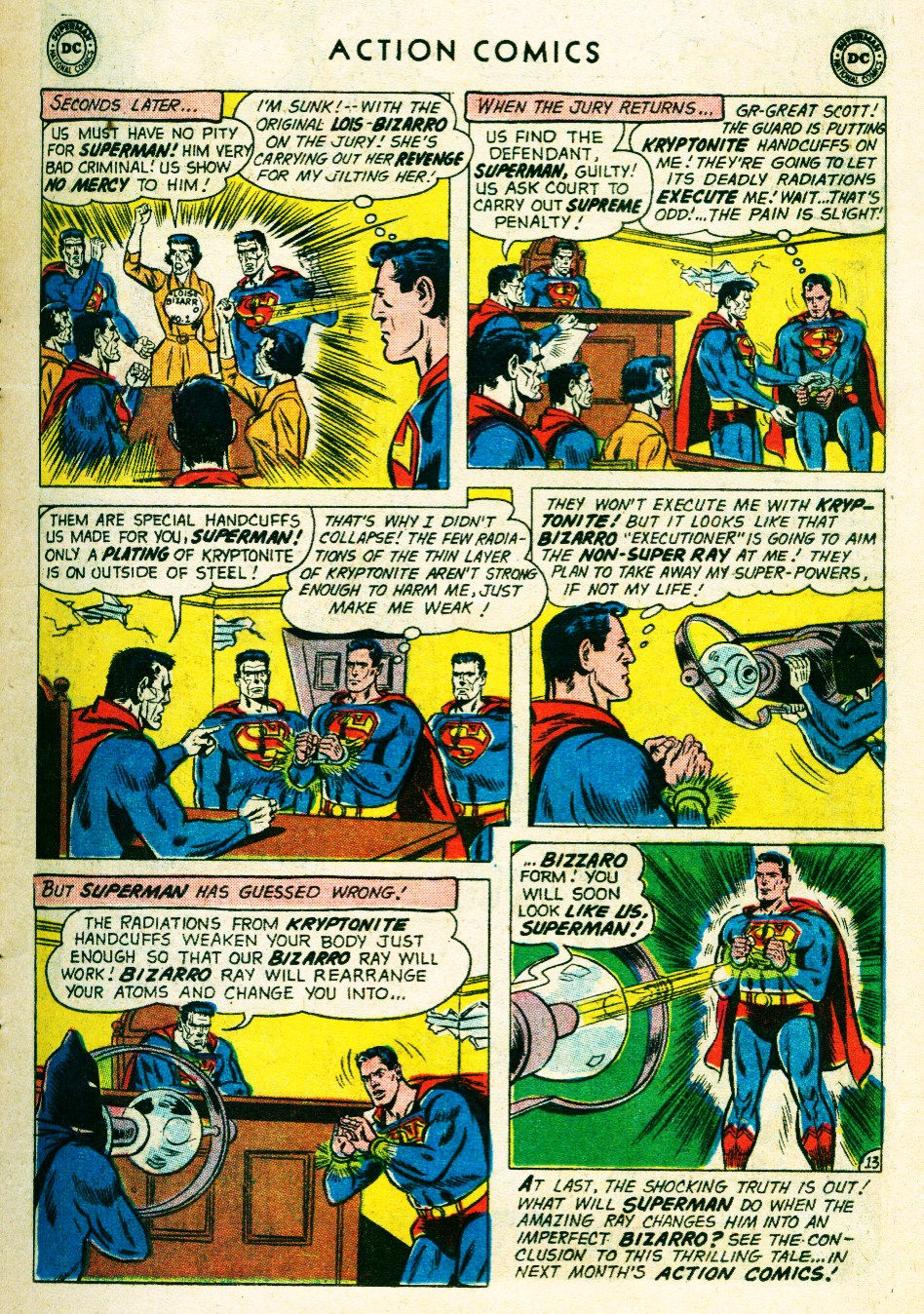 Read online Action Comics (1938) comic -  Issue #263 - 15