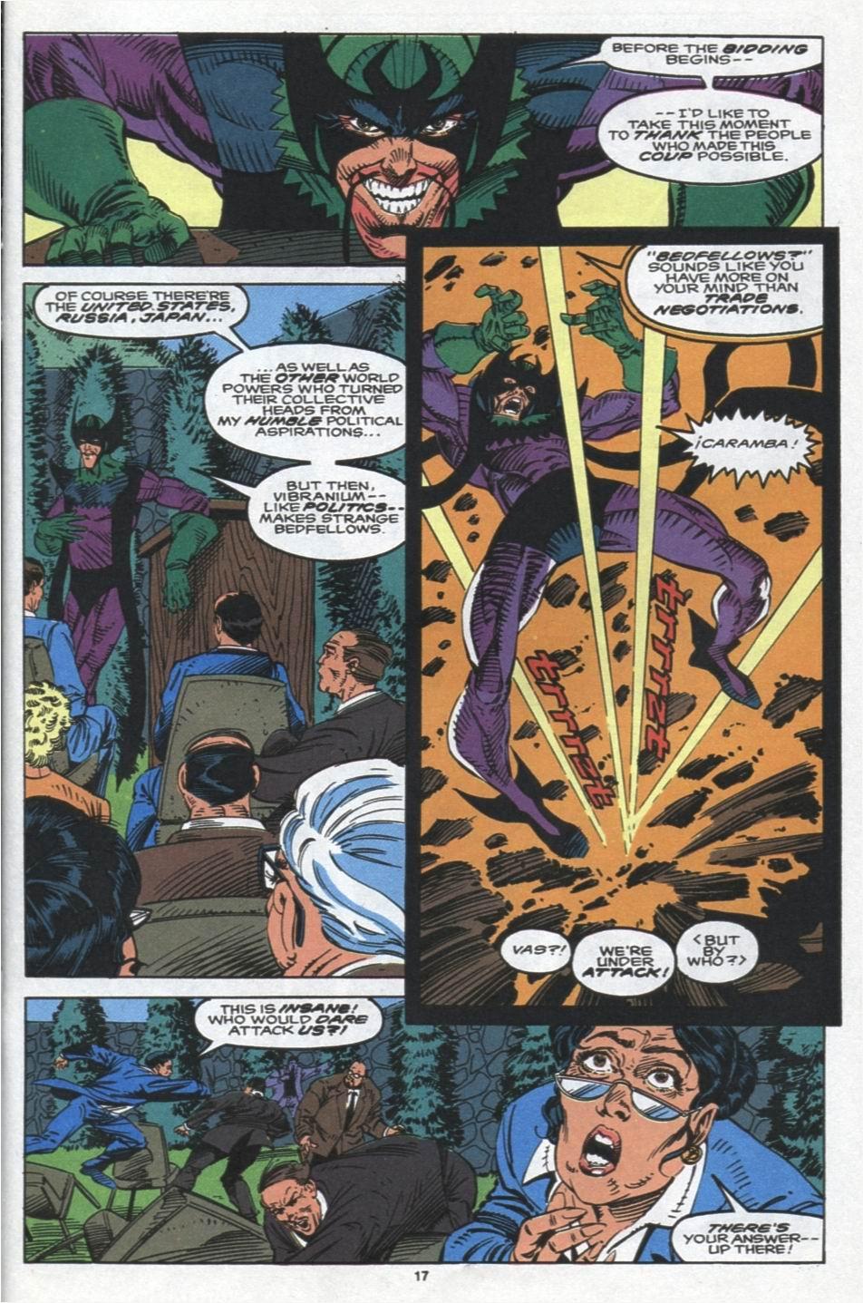 Read online Alpha Flight (1983) comic -  Issue #103 - 14