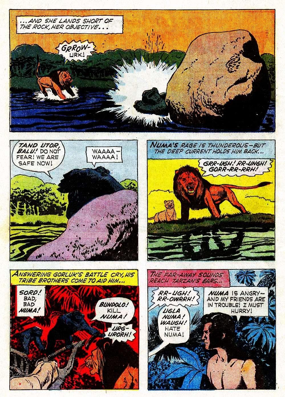 Tarzan (1962) issue 139 - Page 4