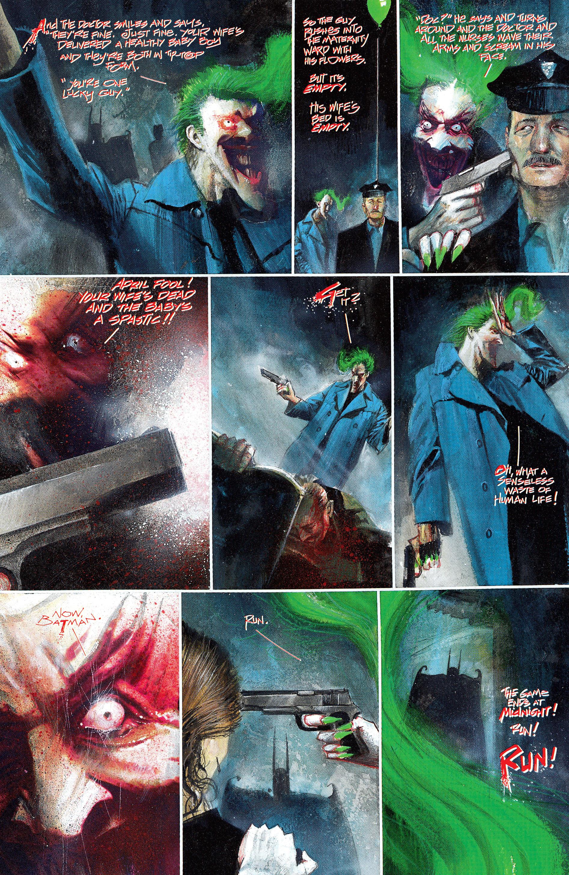 Read online Arkham Asylum comic -  Issue #Arkham Asylum Full - 47