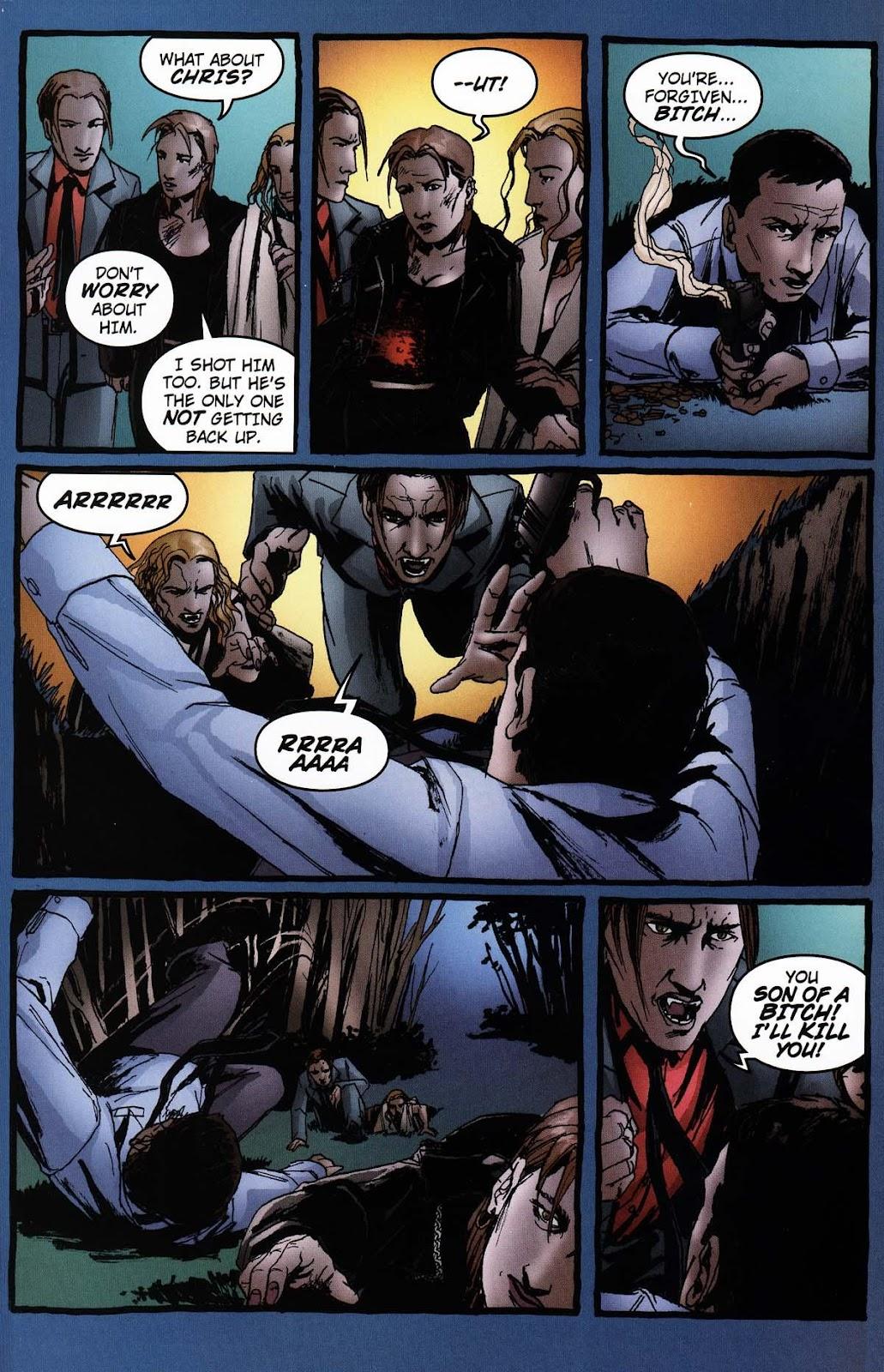 Read online Vampire the Masquerade comic -  Issue # Ventrue - 49
